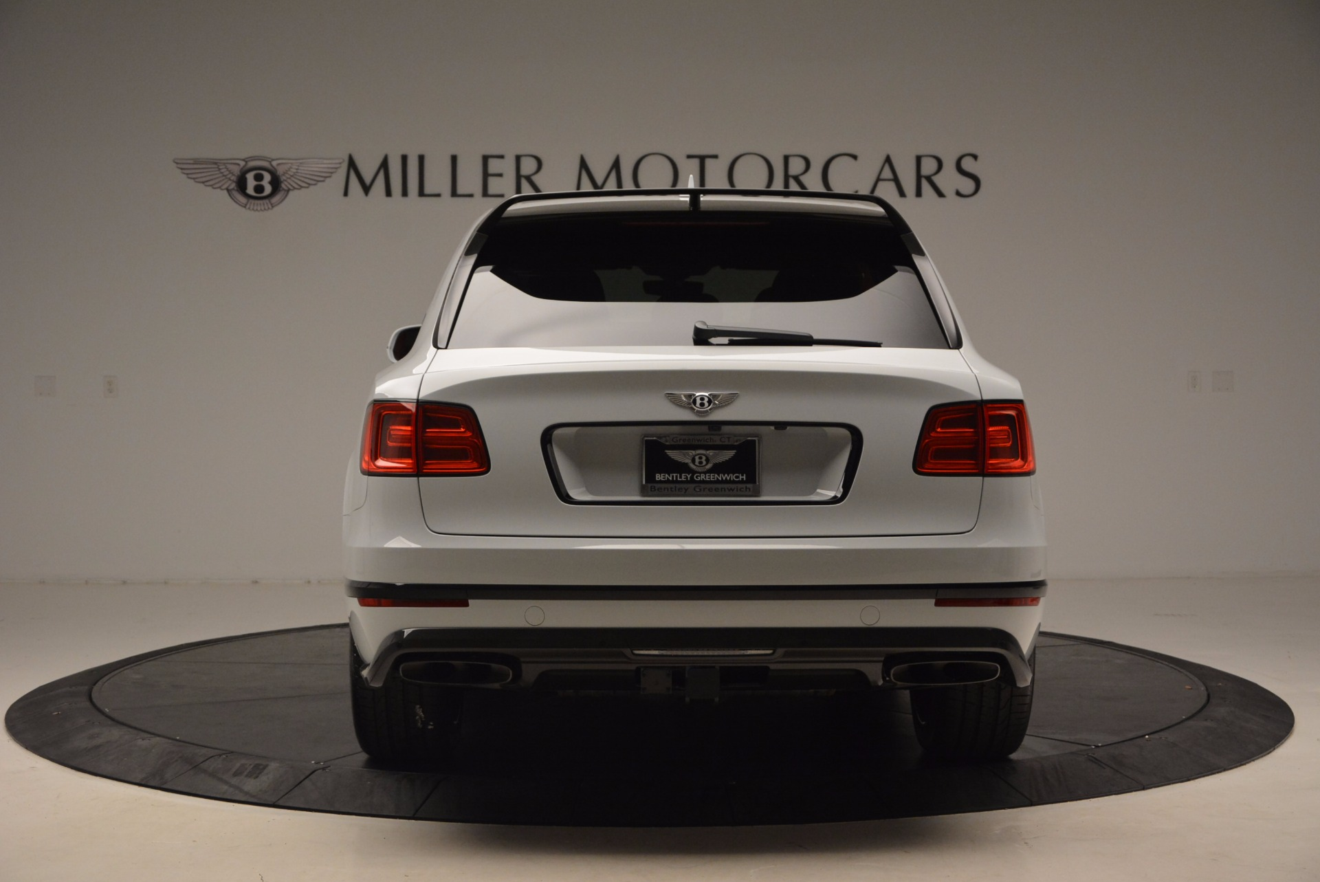 New 2018 Bentley Bentayga Black Edition For Sale In Greenwich, CT 1542_p6