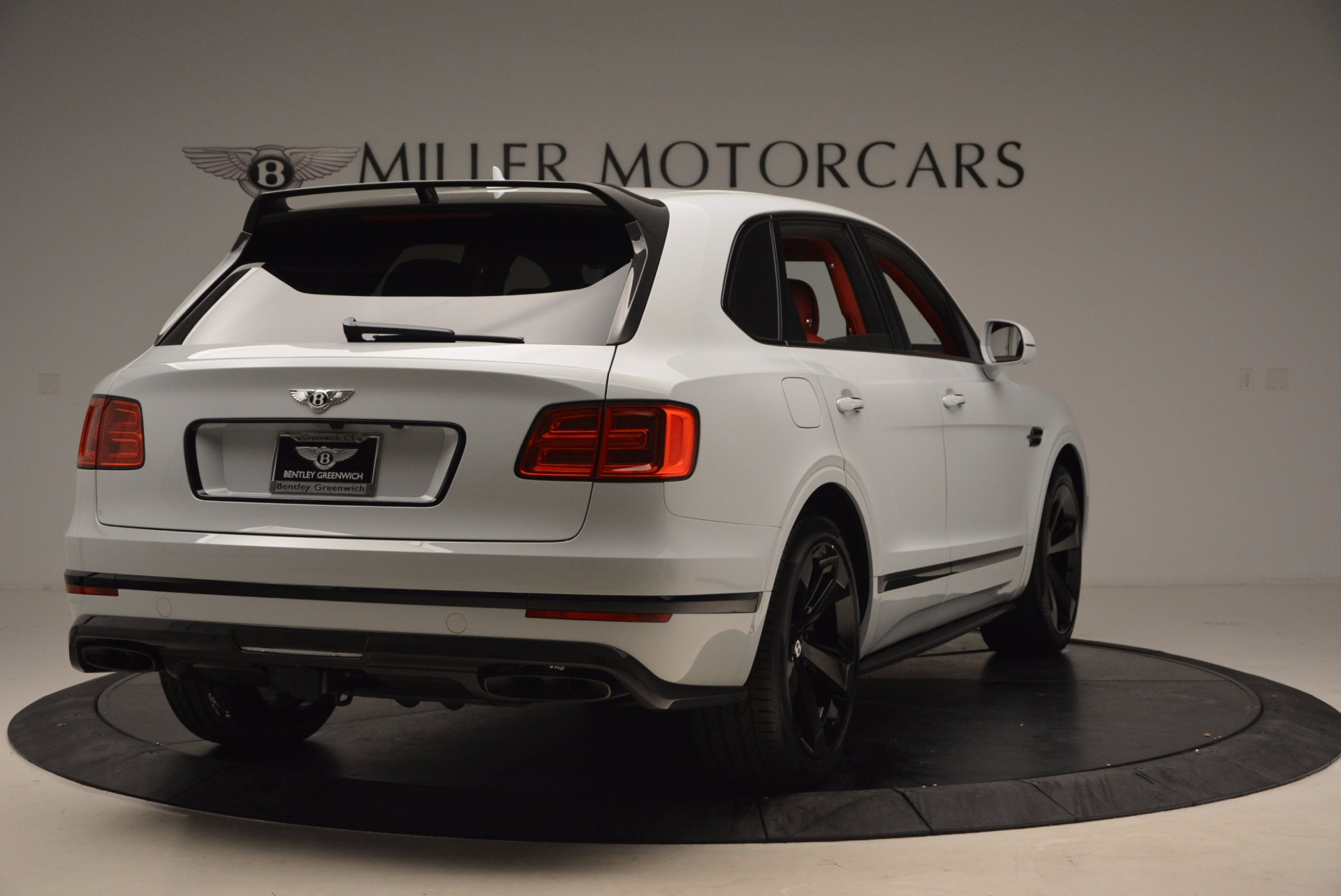 New 2018 Bentley Bentayga Black Edition For Sale In Greenwich, CT 1542_p7