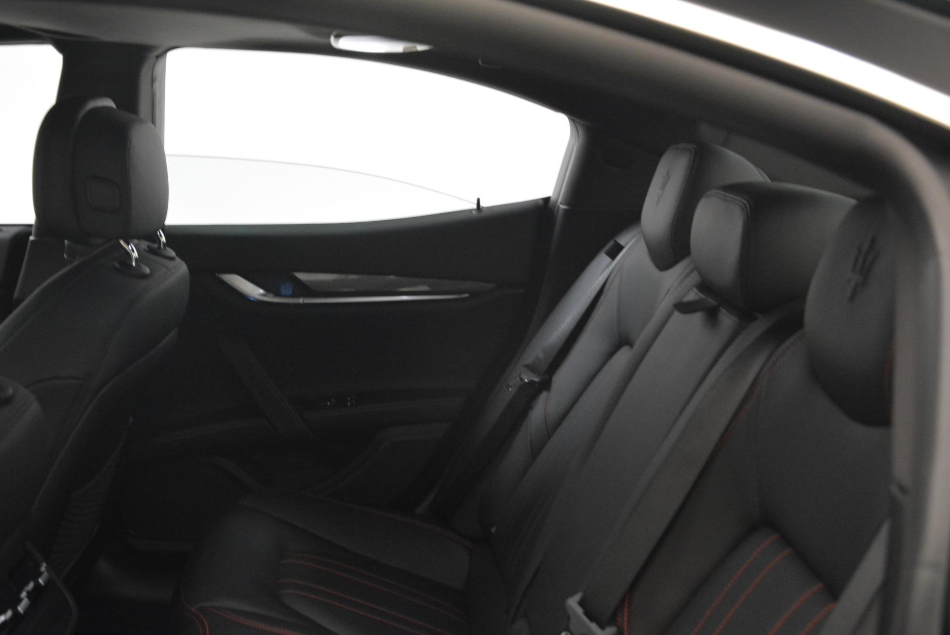 New 2018 Maserati Ghibli S Q4 For Sale In Greenwich, CT 1543_p22
