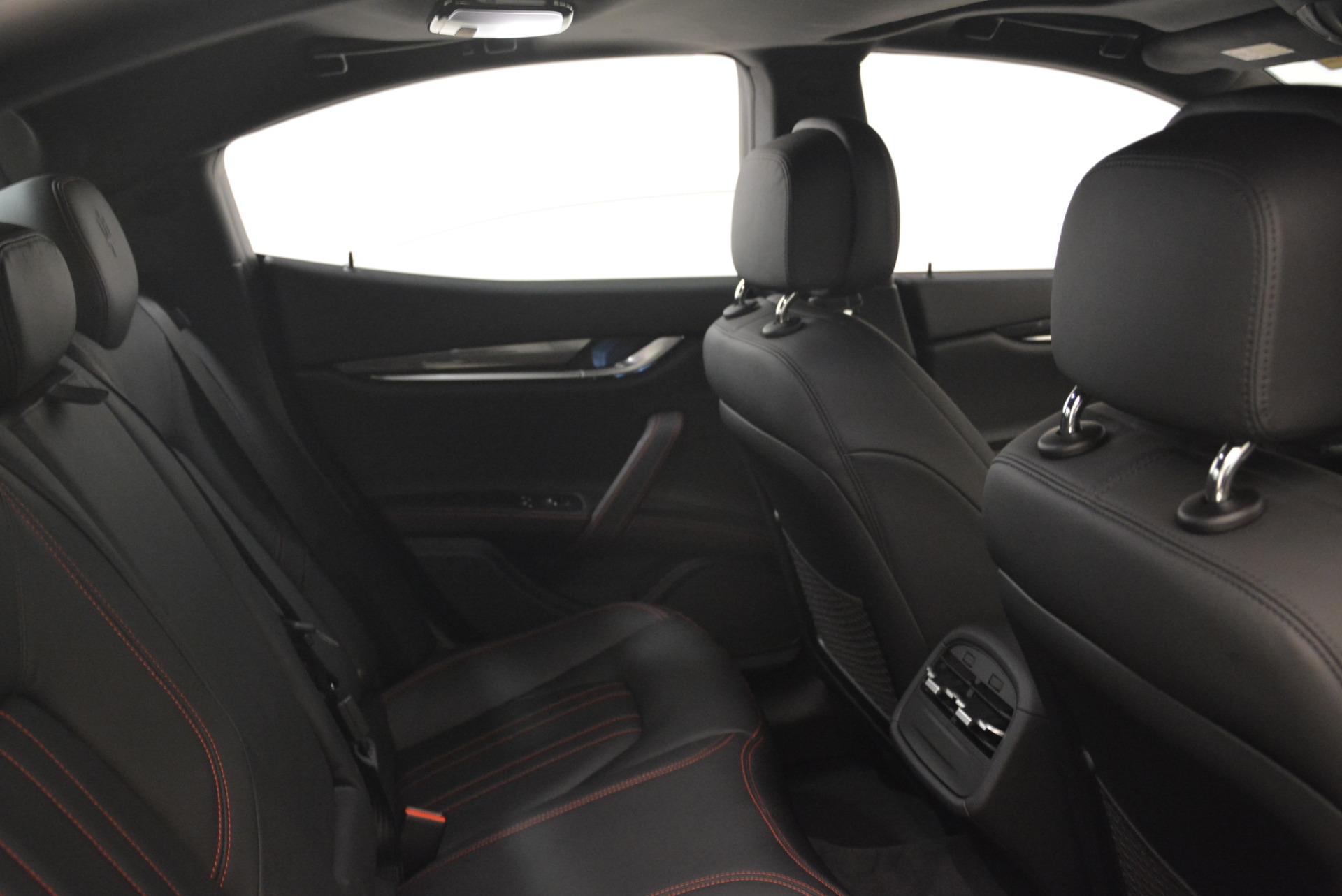 New 2018 Maserati Ghibli S Q4 For Sale In Greenwich, CT 1543_p26