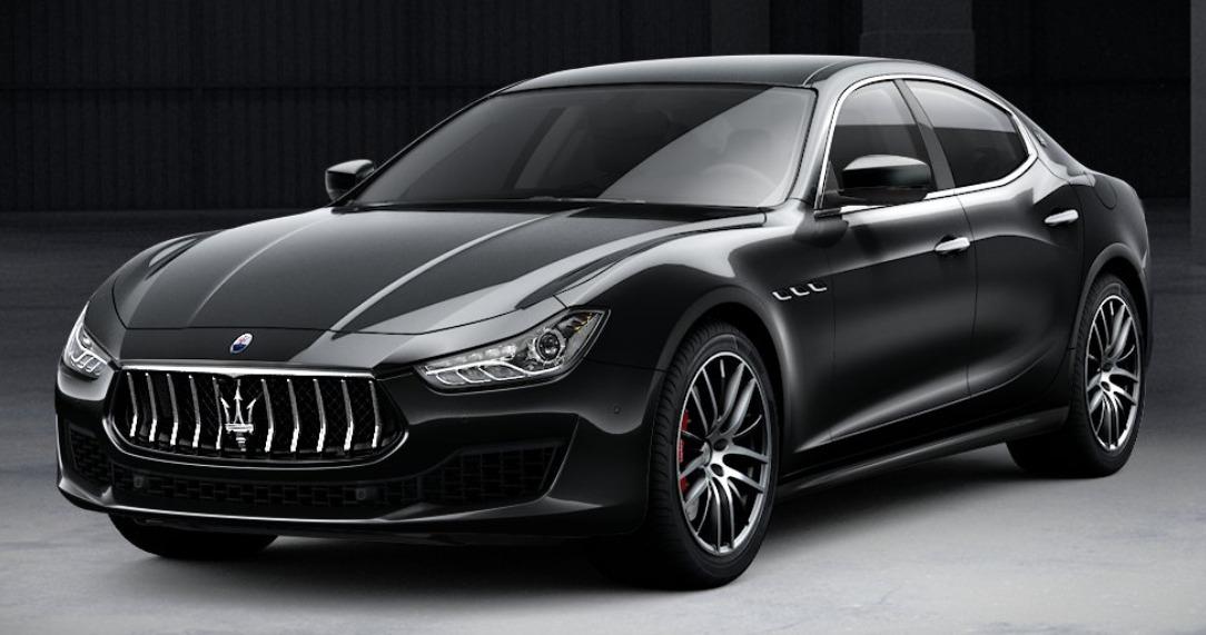 New 2018 Maserati Ghibli S Q4 For Sale In Greenwich, CT 1544_main