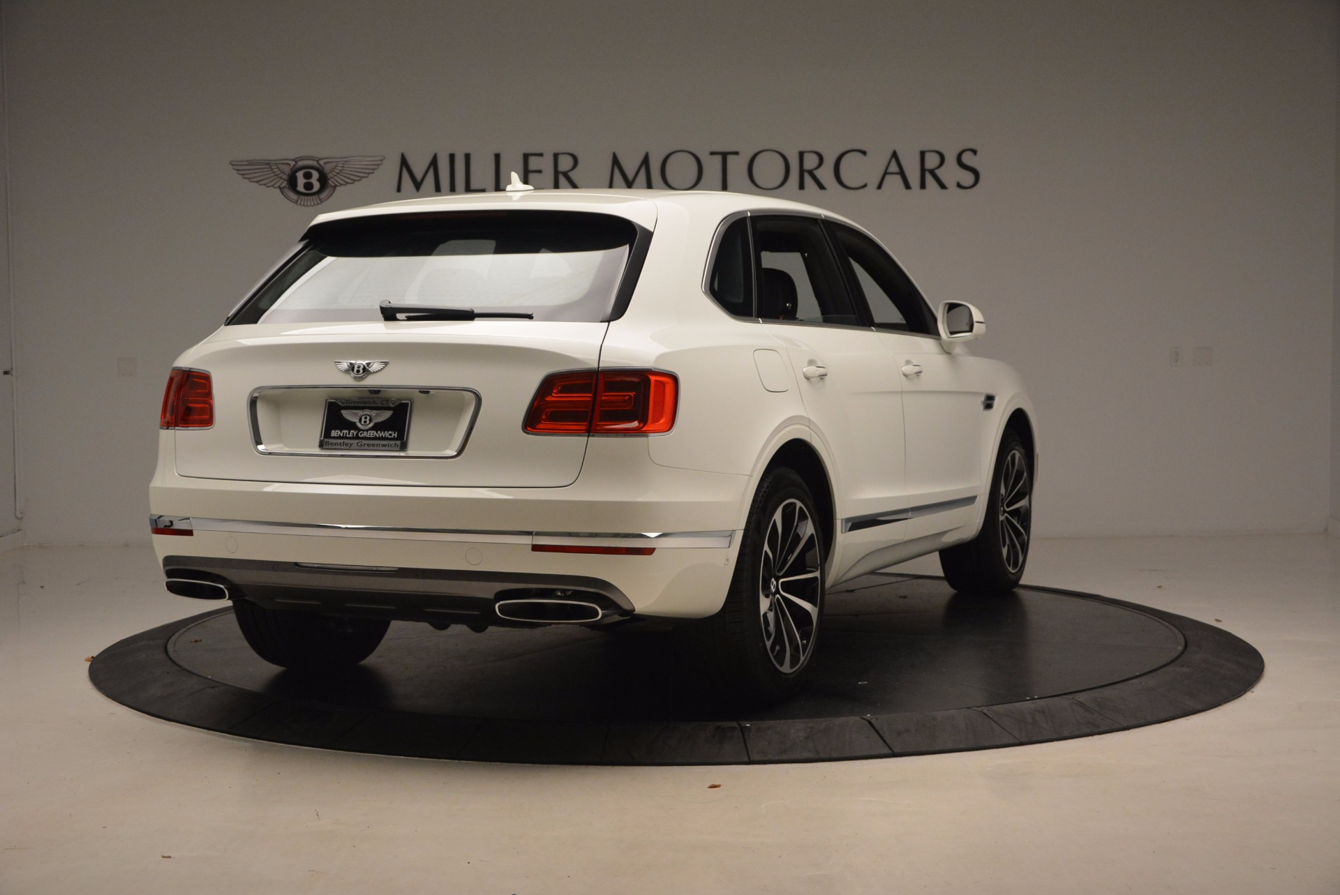 New 2018 Bentley Bentayga Onyx For Sale In Greenwich, CT 1548_p7