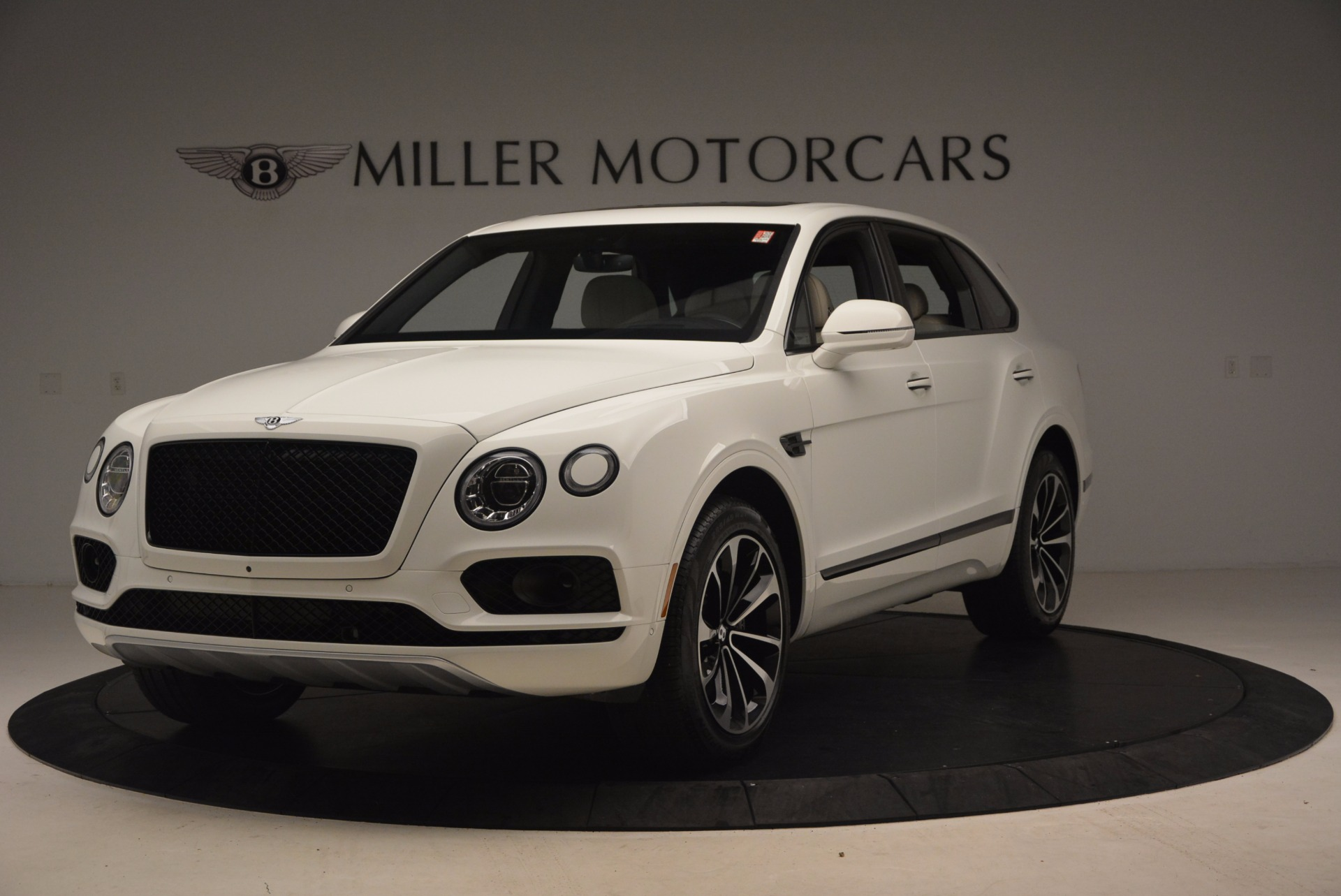 Used 2018 Bentley Bentayga Onyx For Sale In Greenwich, CT