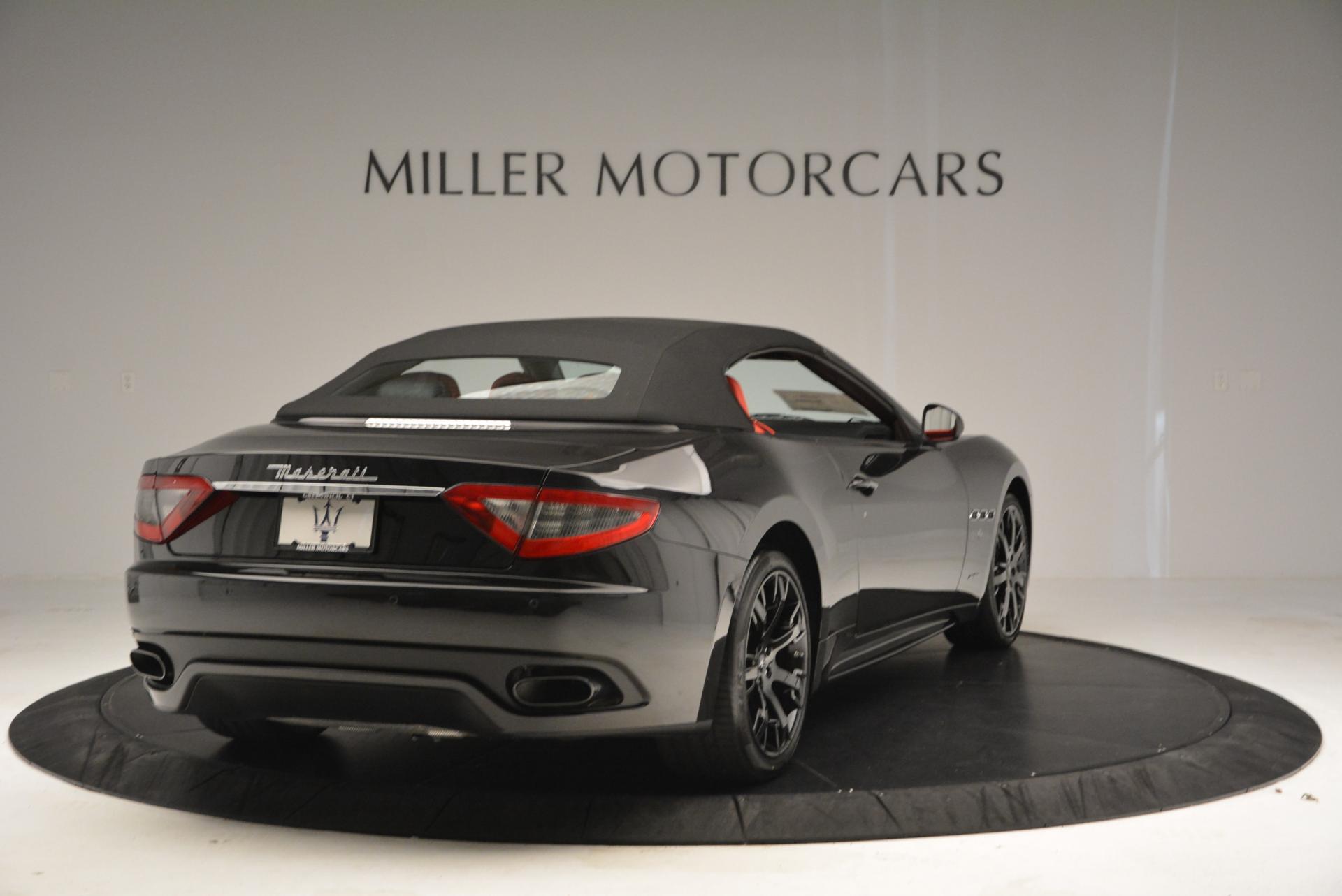 New 2016 Maserati GranTurismo Convertible Sport For Sale In Greenwich, CT 155_p14