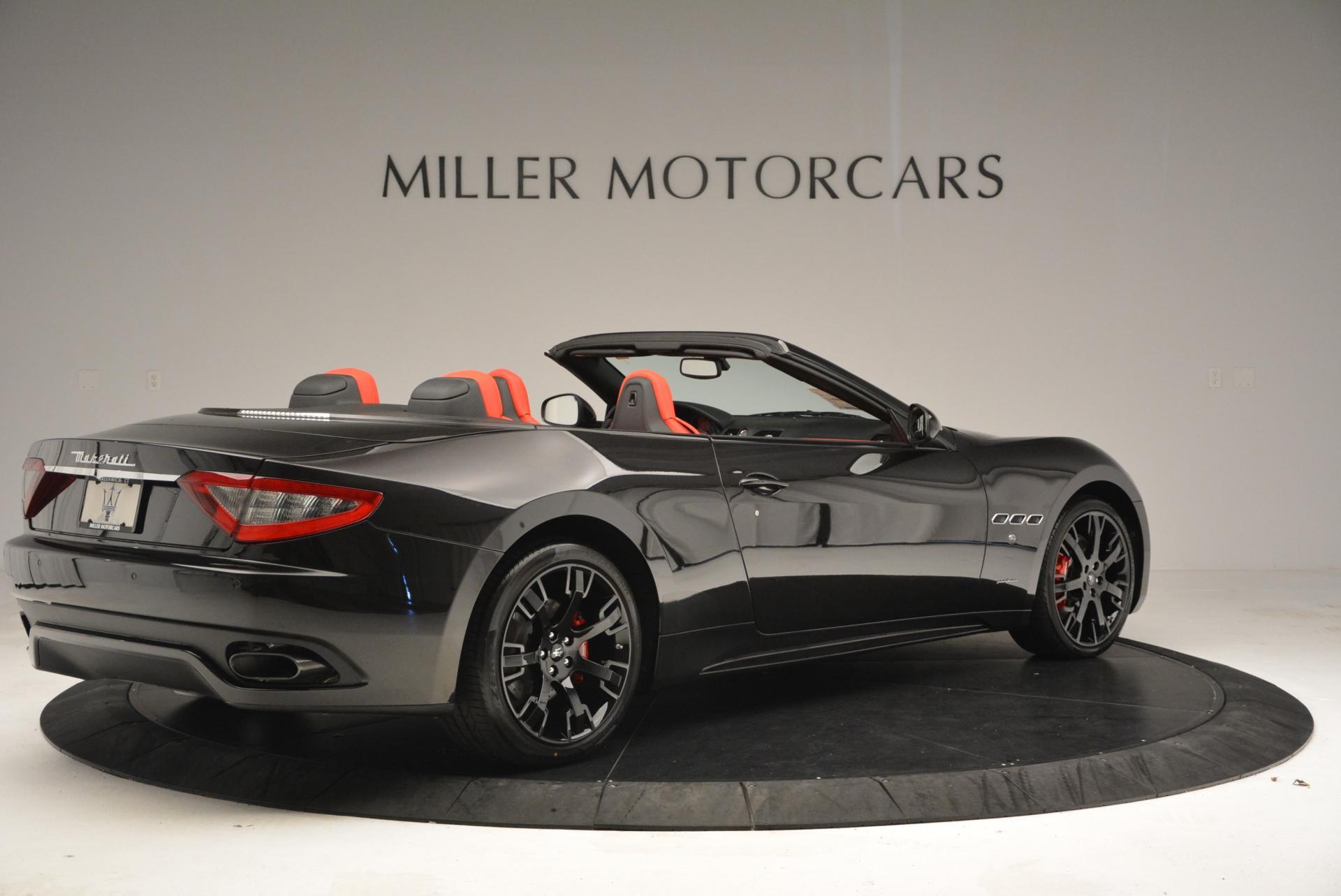 New 2016 Maserati GranTurismo Convertible Sport For Sale In Greenwich, CT 155_p15