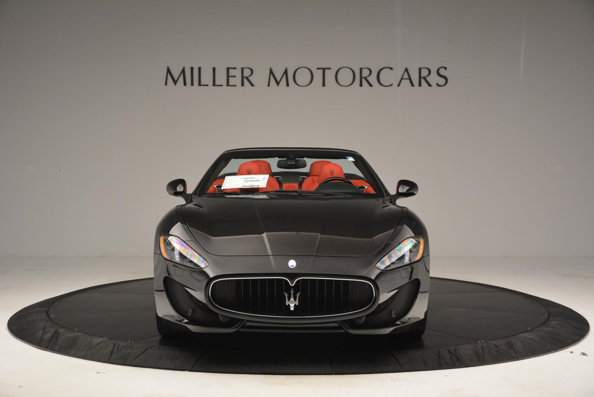 New 2016 Maserati GranTurismo Convertible Sport For Sale In Greenwich, CT 155_p23