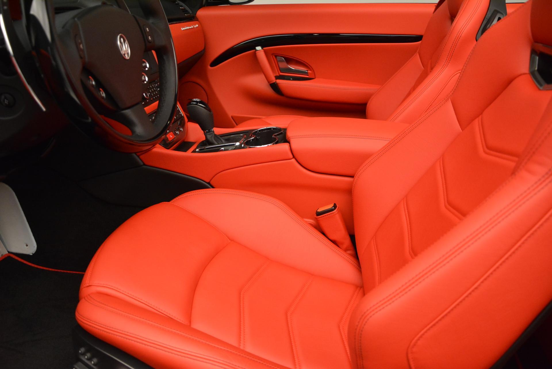 New 2016 Maserati GranTurismo Convertible Sport For Sale In Greenwich, CT 155_p26