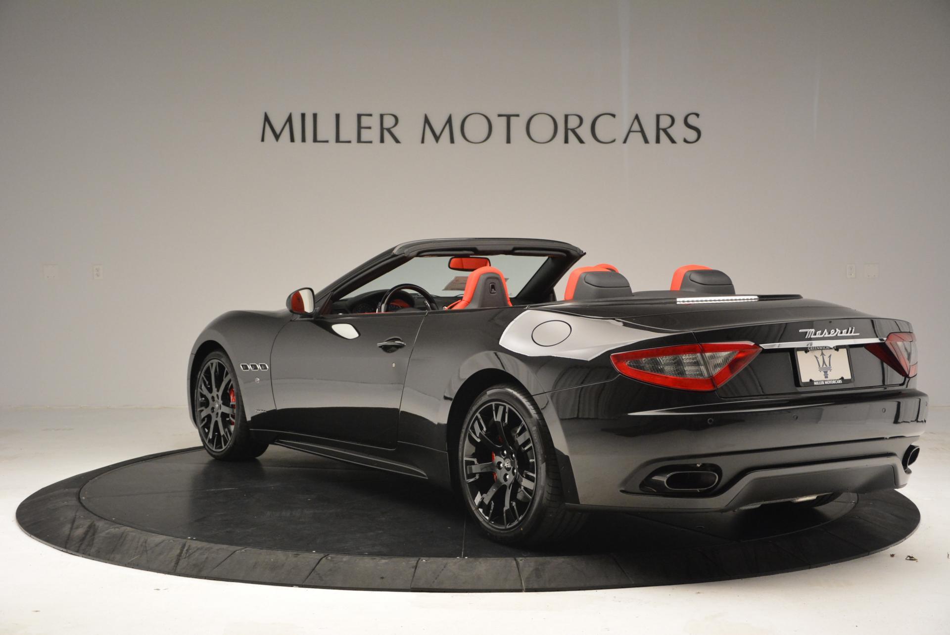 New 2016 Maserati GranTurismo Convertible Sport For Sale In Greenwich, CT 155_p9