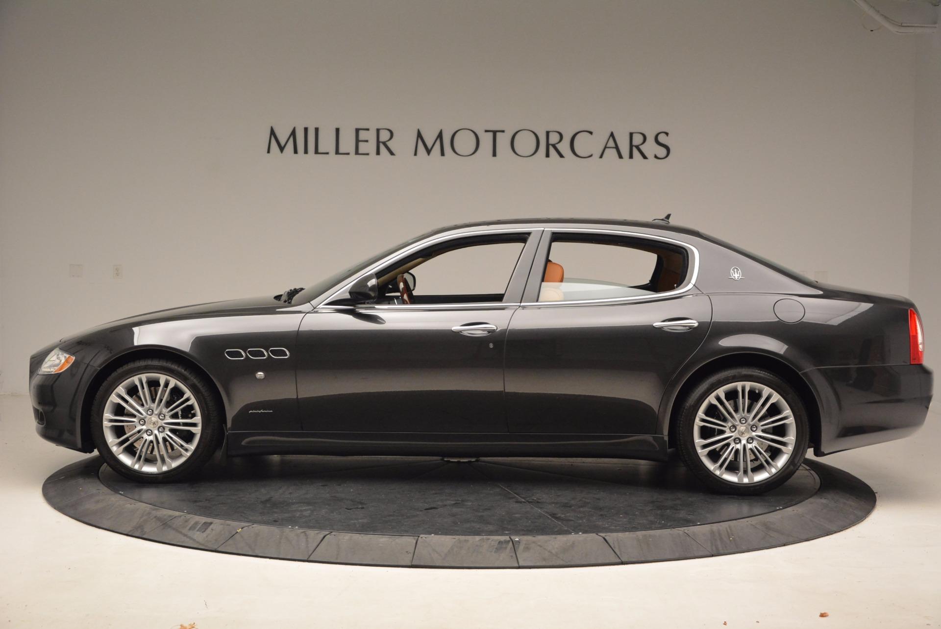 Used 2010 Maserati Quattroporte S For Sale In Greenwich, CT 1551_p15