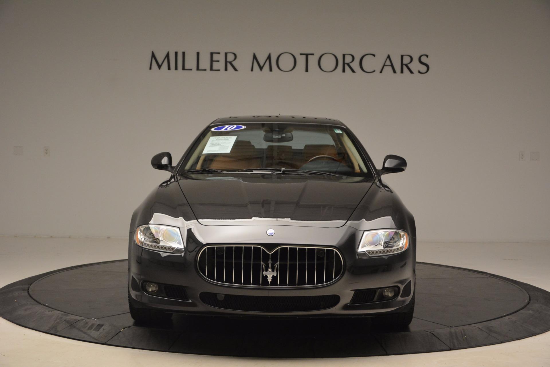 Used 2010 Maserati Quattroporte S For Sale In Greenwich, CT 1551_p24