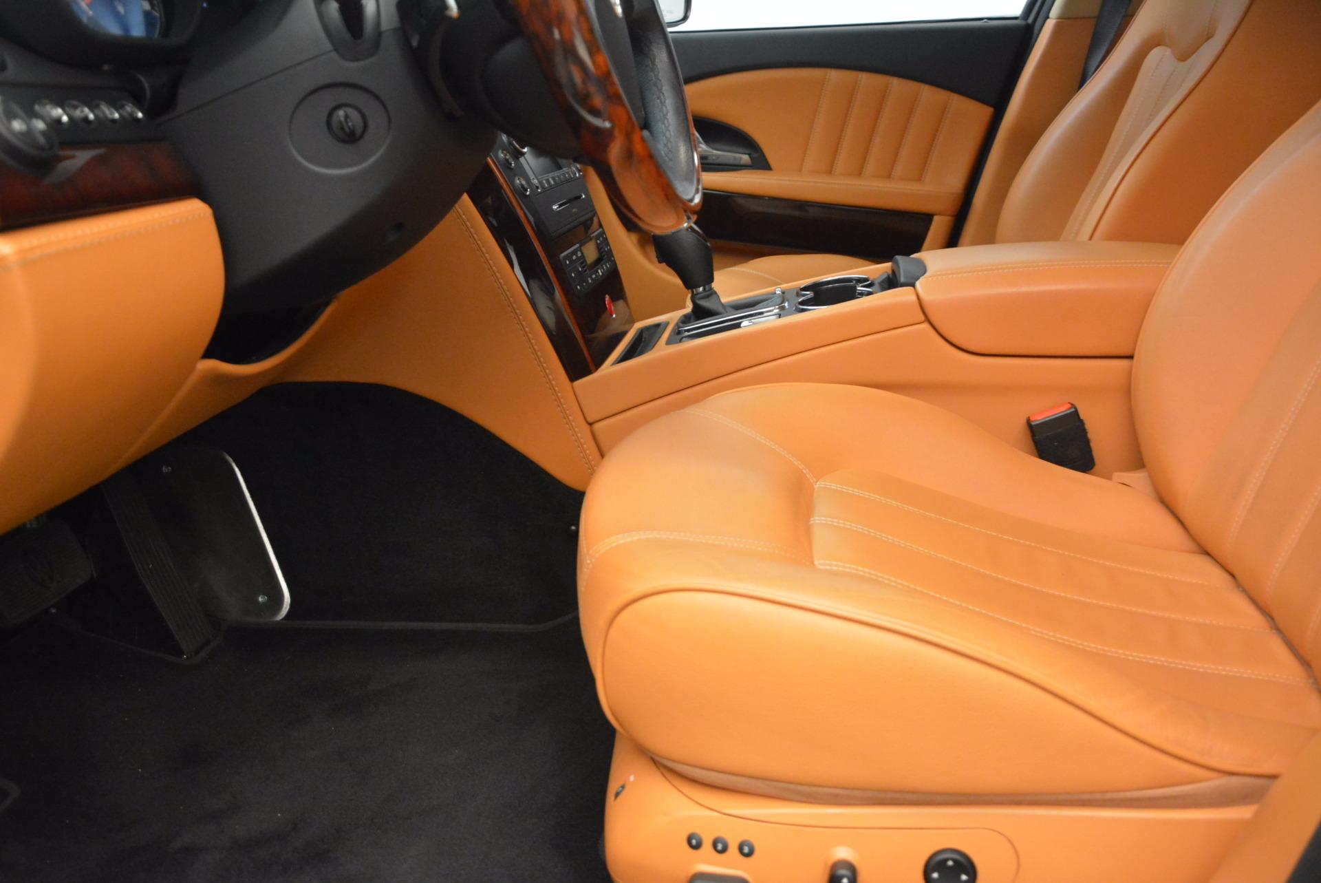 Used 2010 Maserati Quattroporte S For Sale In Greenwich, CT 1551_p26
