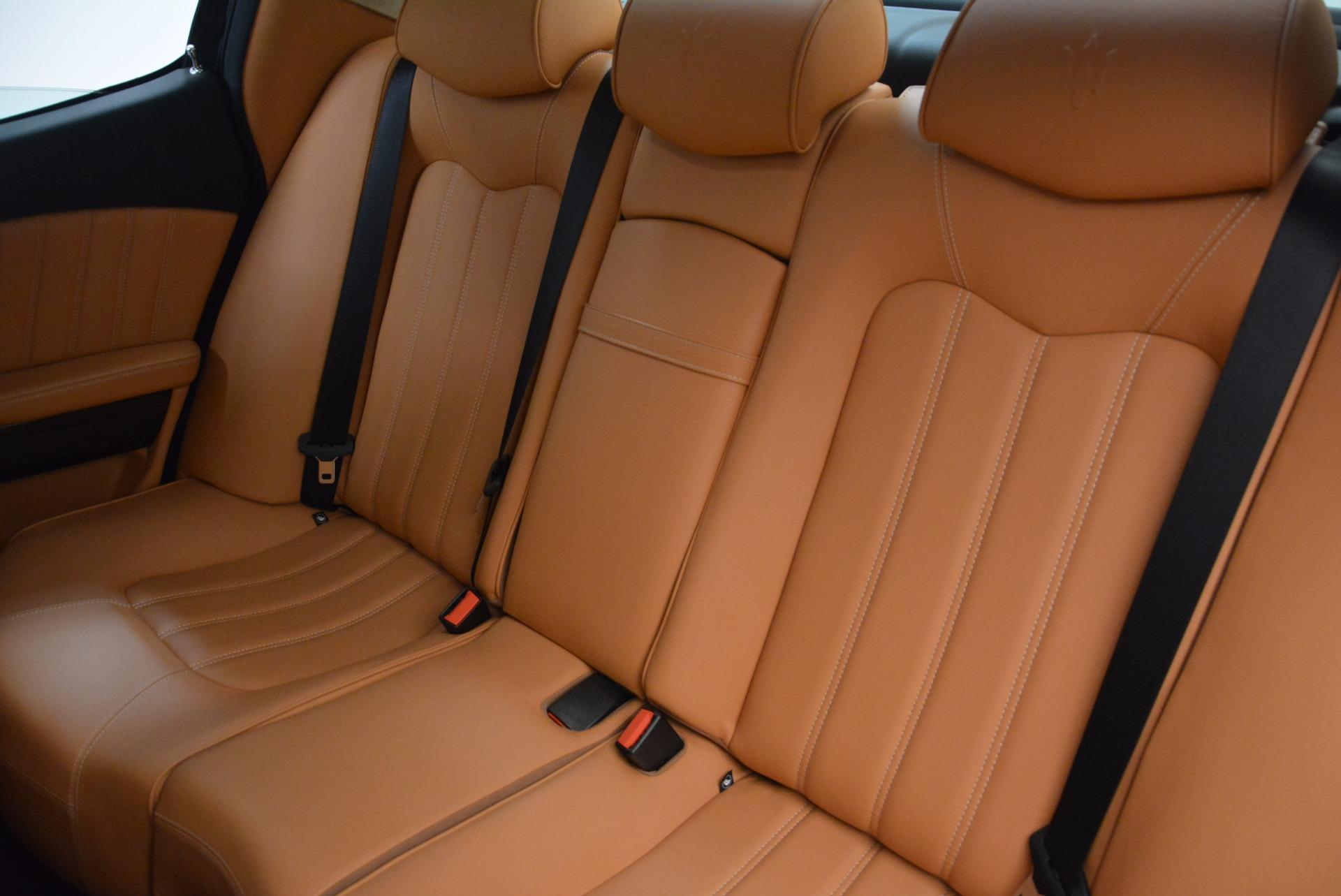 Used 2010 Maserati Quattroporte S For Sale In Greenwich, CT 1551_p33