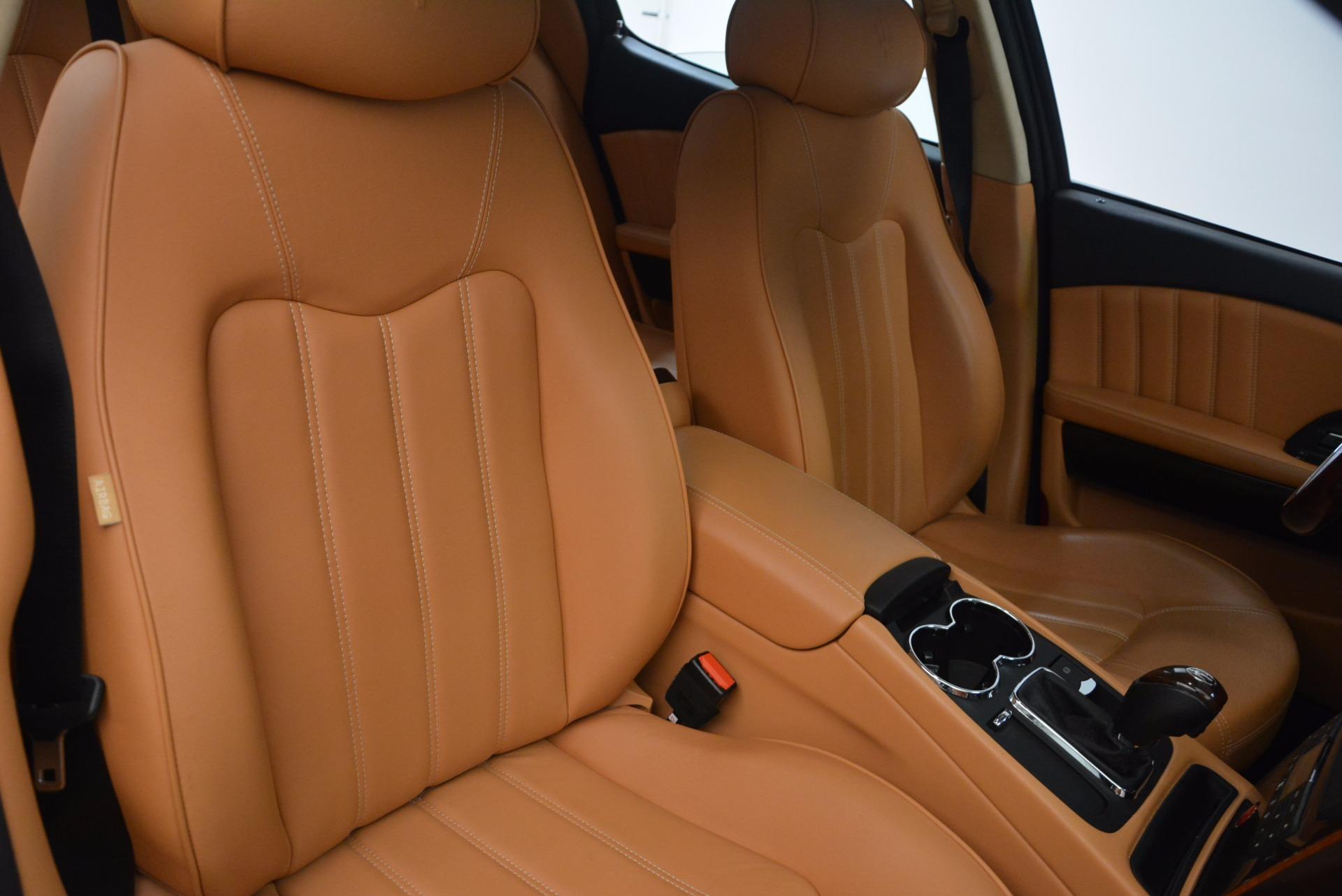 Used 2010 Maserati Quattroporte S For Sale In Greenwich, CT 1551_p36