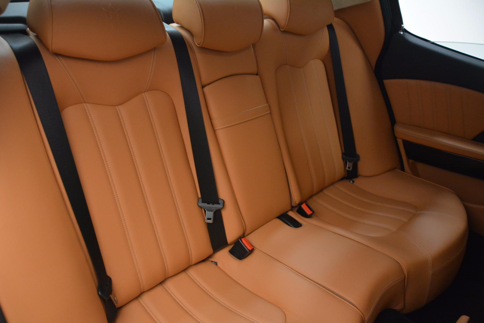 Used 2010 Maserati Quattroporte S For Sale In Greenwich, CT 1551_p39