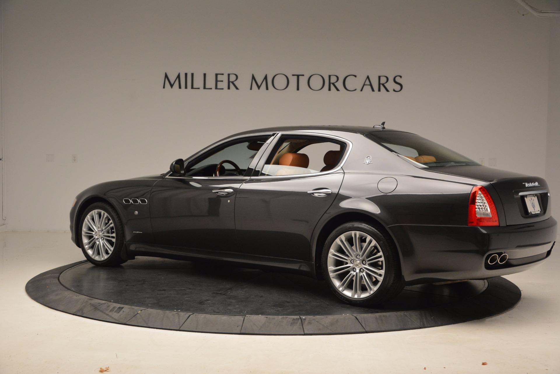 Used 2010 Maserati Quattroporte S For Sale In Greenwich, CT 1551_p4