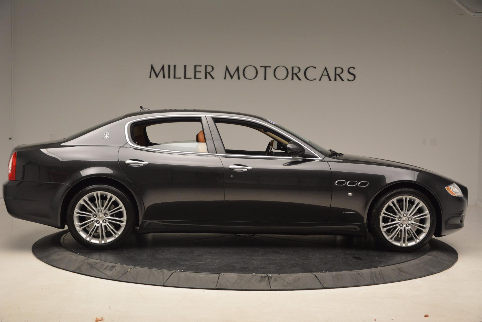 Used 2010 Maserati Quattroporte S For Sale In Greenwich, CT 1551_p9