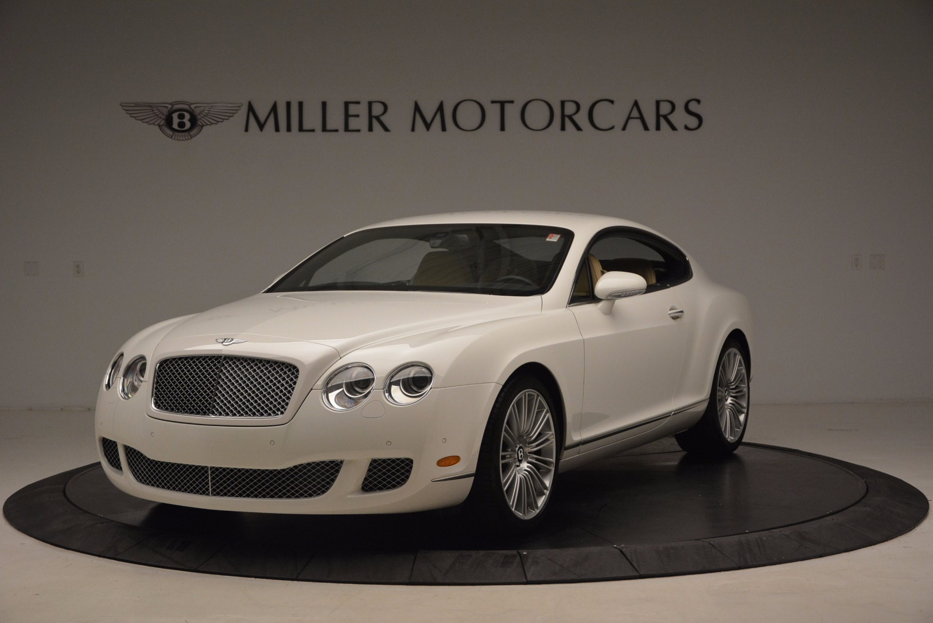 Used 2008 Bentley Continental GT Speed For Sale In Greenwich, CT 1552_main