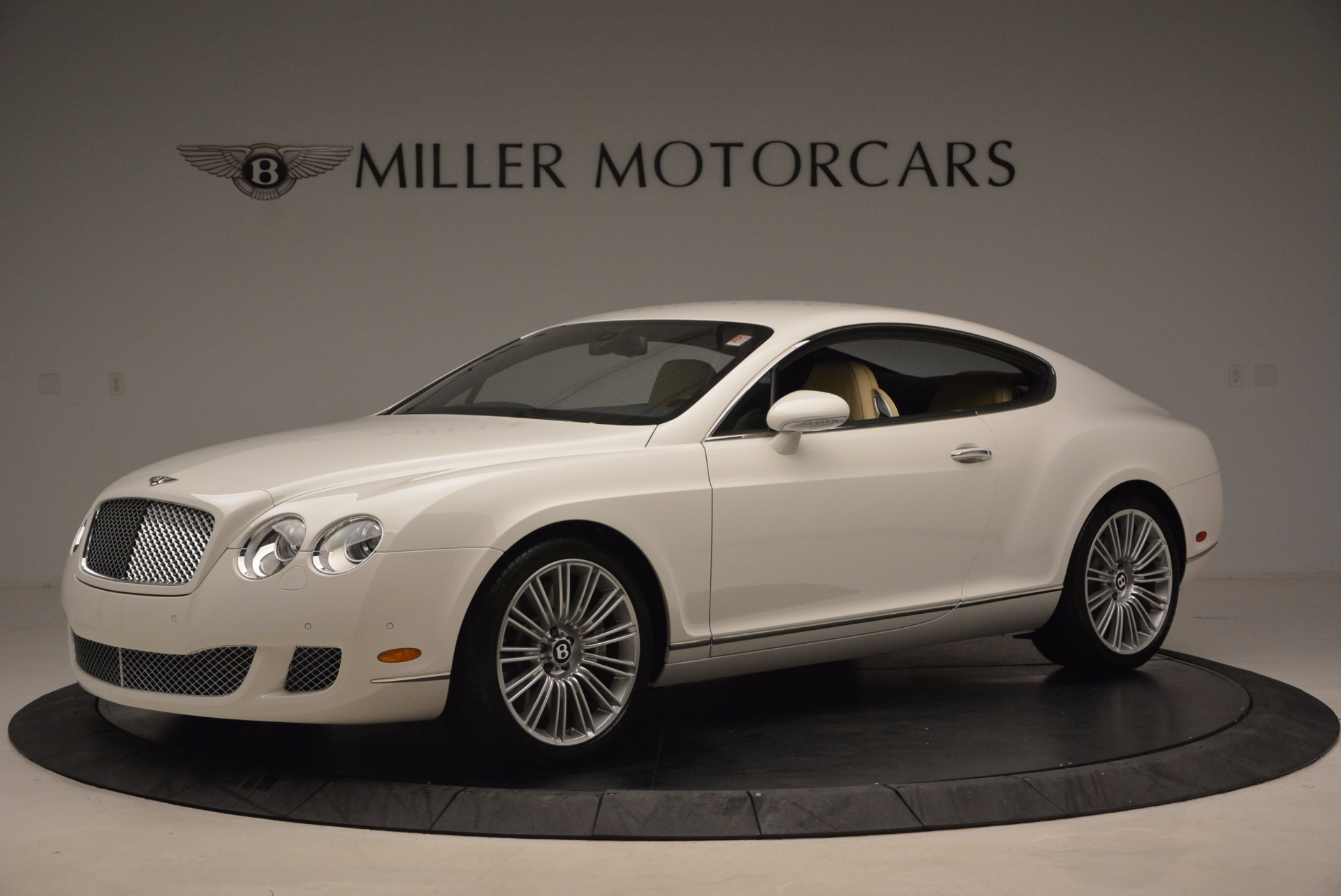 Used 2008 Bentley Continental GT Speed For Sale In Greenwich, CT 1552_p2