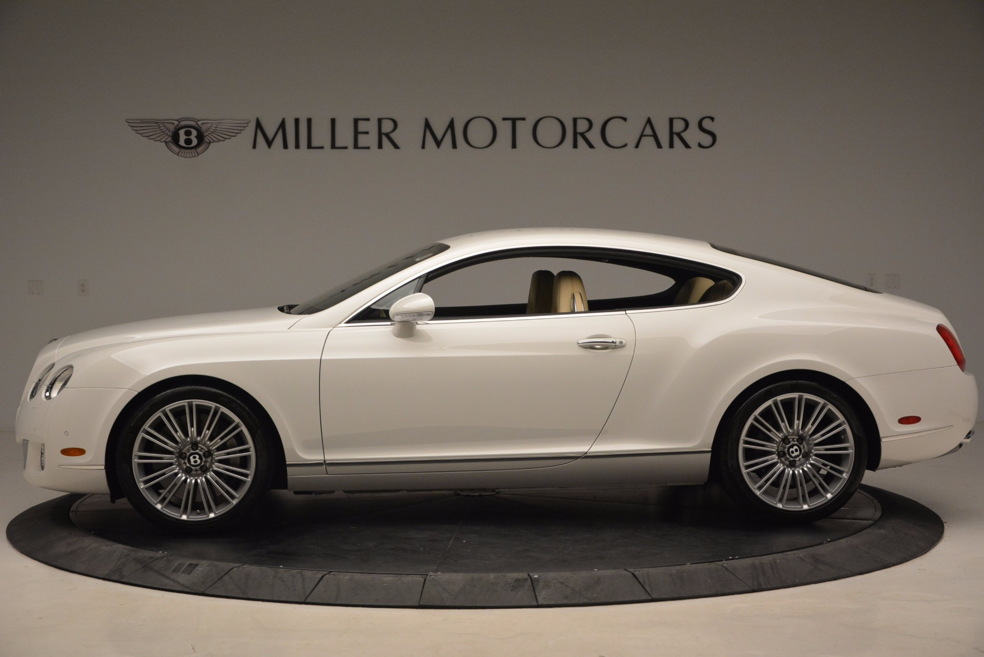 Used 2008 Bentley Continental GT Speed For Sale In Greenwich, CT 1552_p3