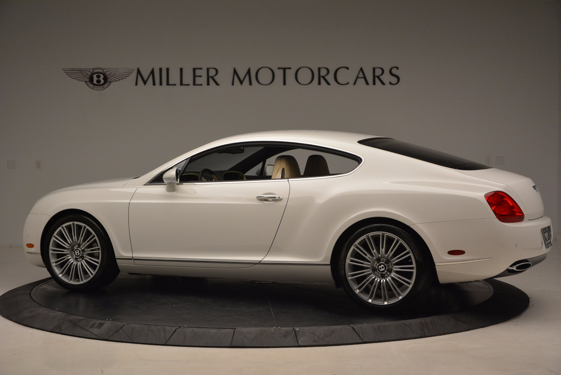 Used 2008 Bentley Continental GT Speed For Sale In Greenwich, CT 1552_p4