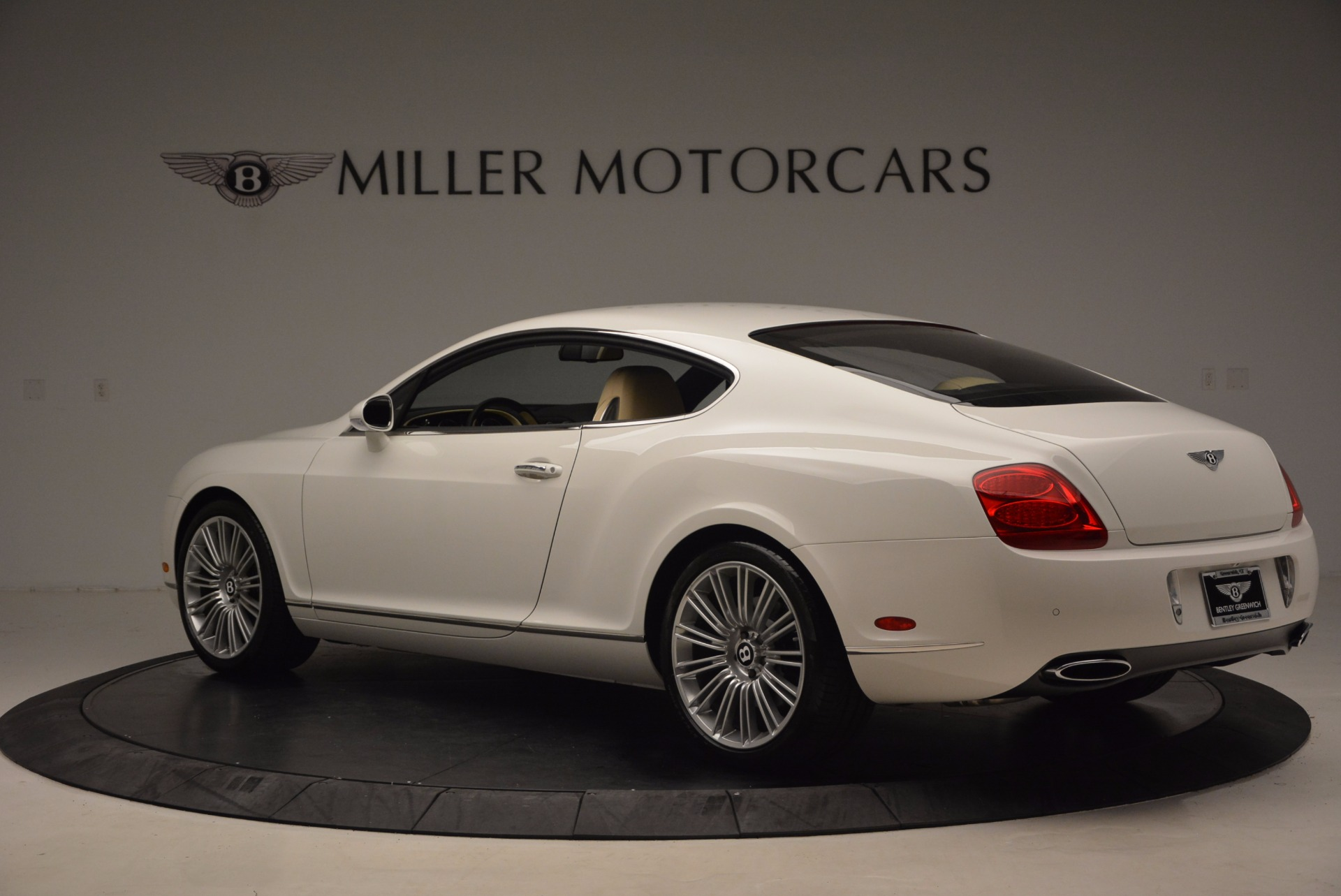 Used 2008 Bentley Continental GT Speed For Sale In Greenwich, CT 1552_p5