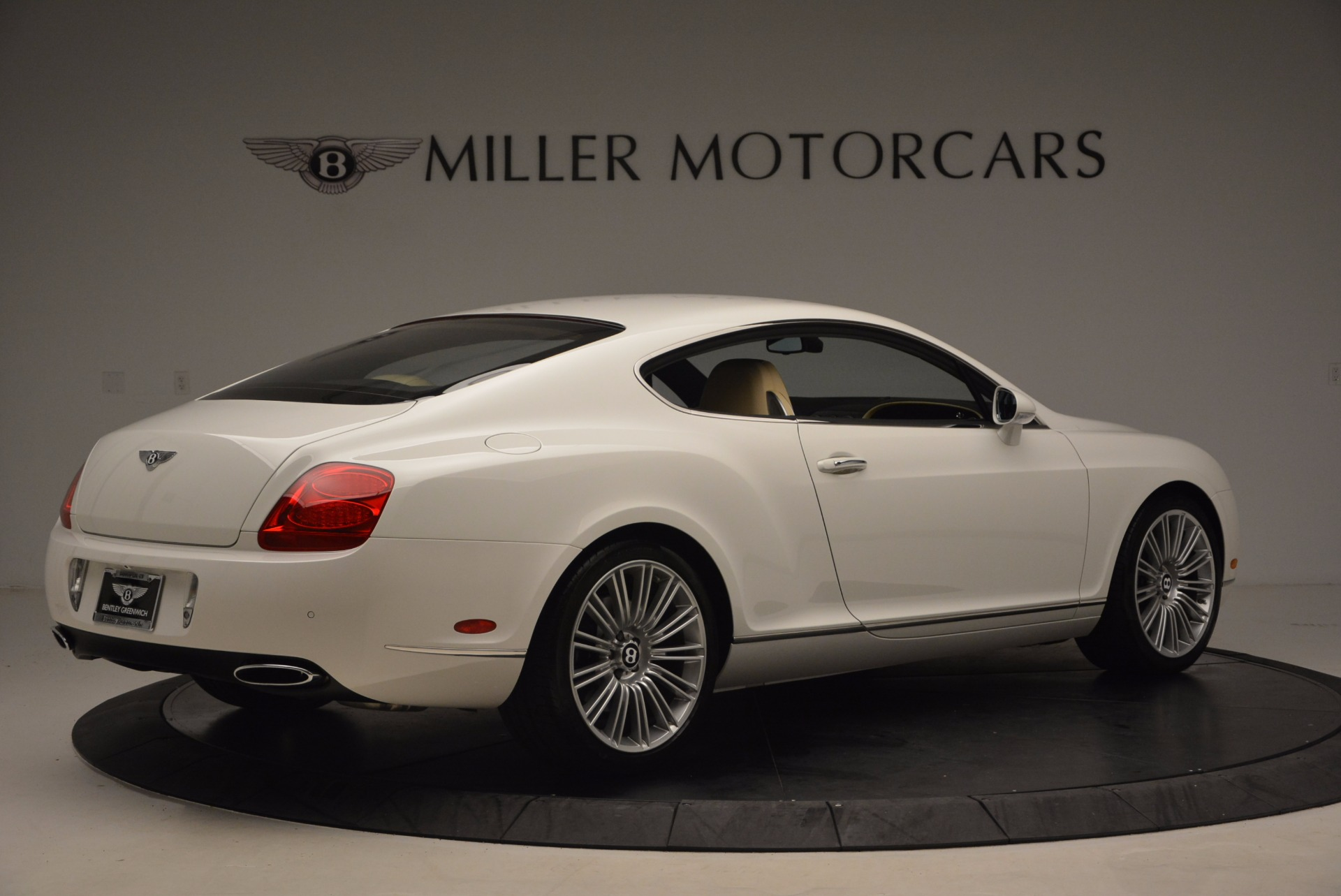 Used 2008 Bentley Continental GT Speed For Sale In Greenwich, CT 1552_p9
