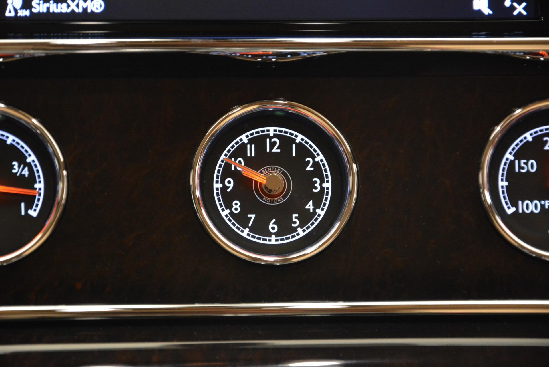 Used 2017 Bentley Mulsanne EWB For Sale In Greenwich, CT 1554_p16
