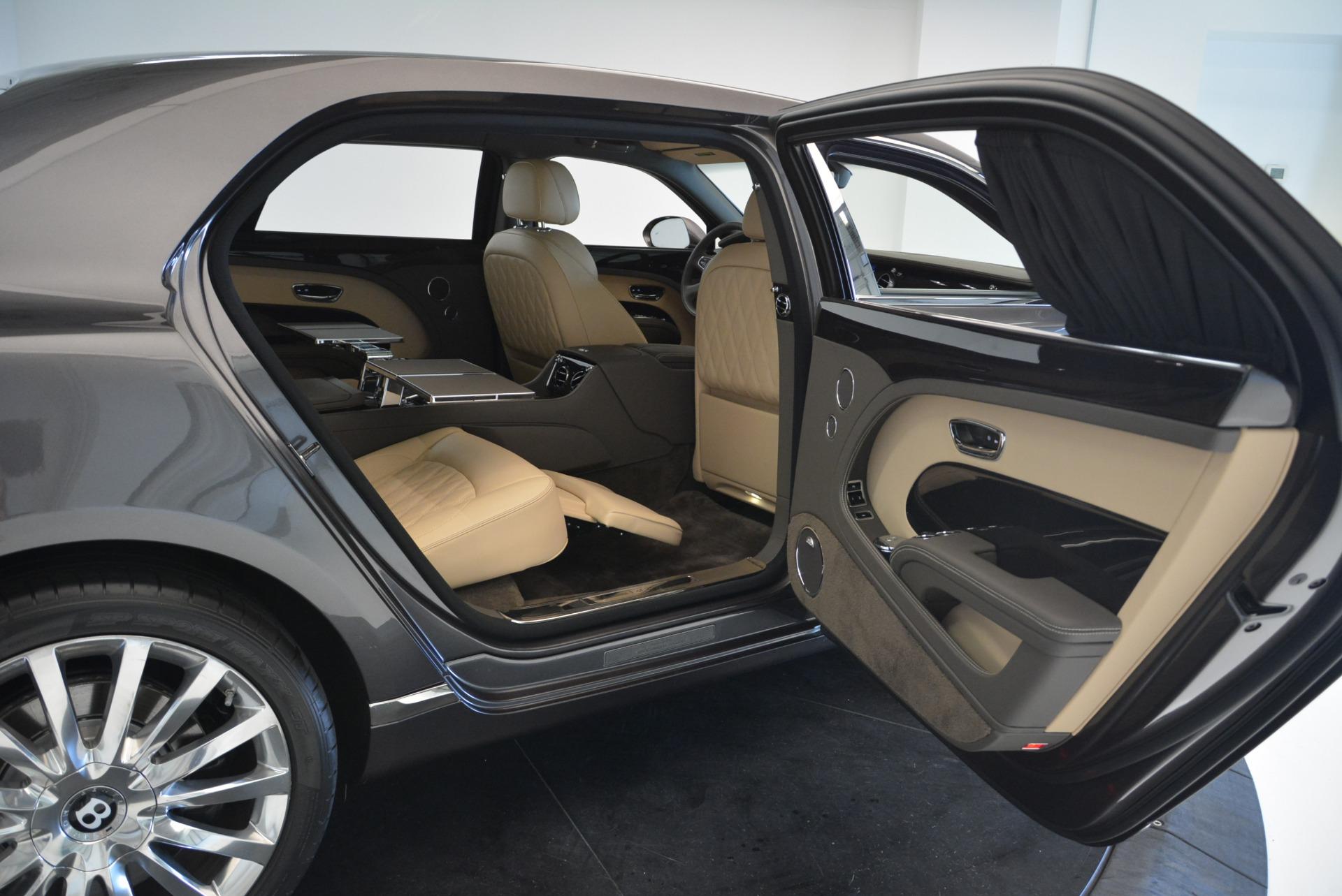 Used 2017 Bentley Mulsanne EWB For Sale In Greenwich, CT 1554_p31