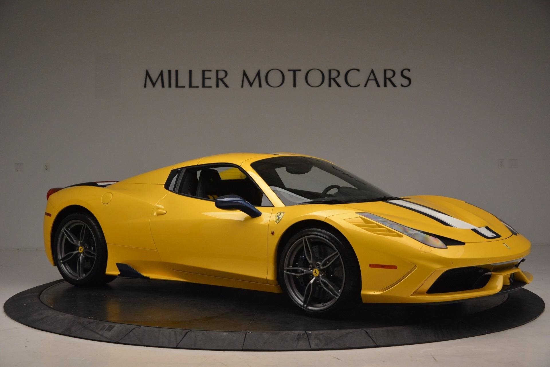 Used 2015 Ferrari 458 Speciale Aperta  For Sale In Greenwich, CT 1555_p19