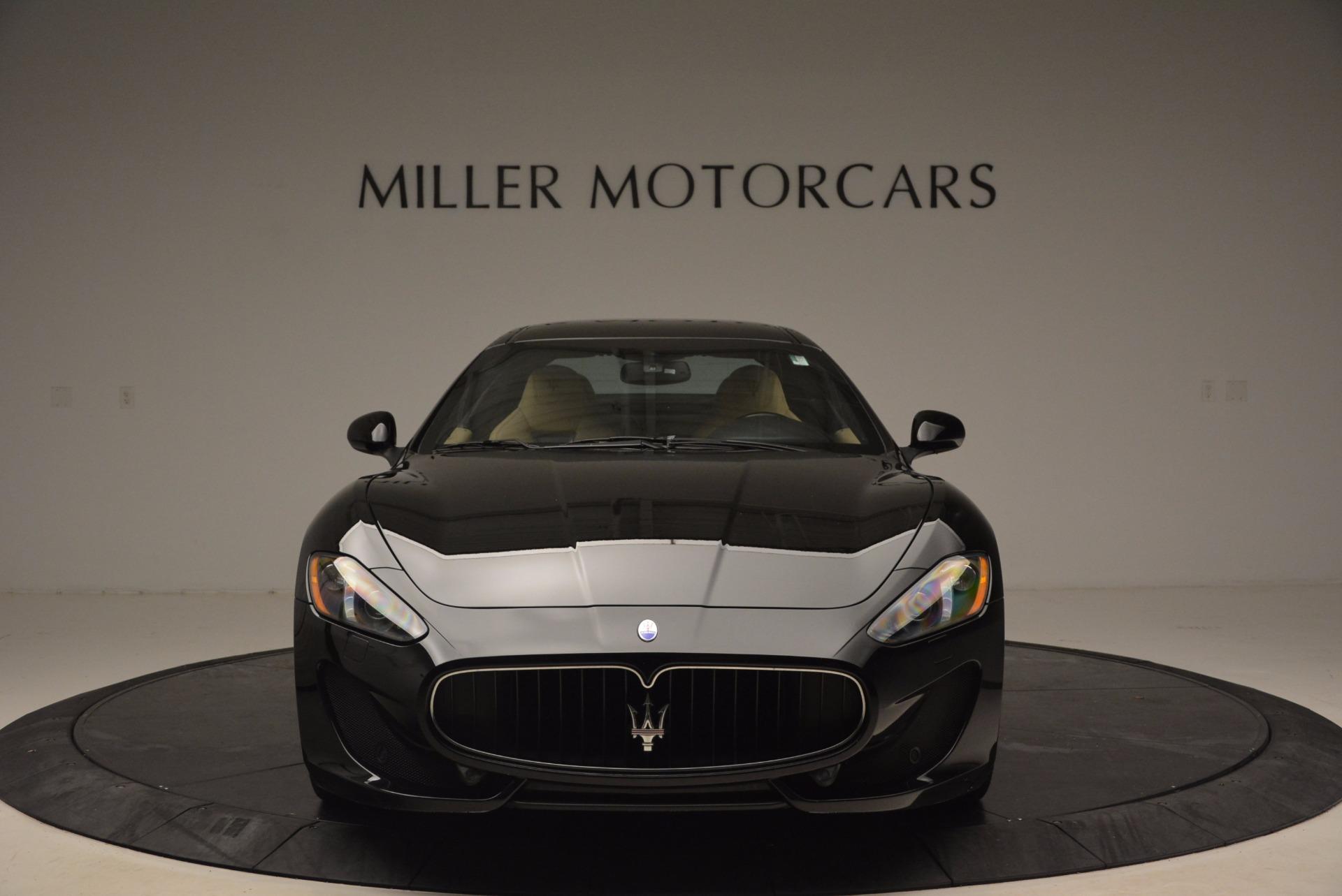 Used 2015 Maserati GranTurismo Sport Coupe For Sale In Greenwich, CT 1557_p12