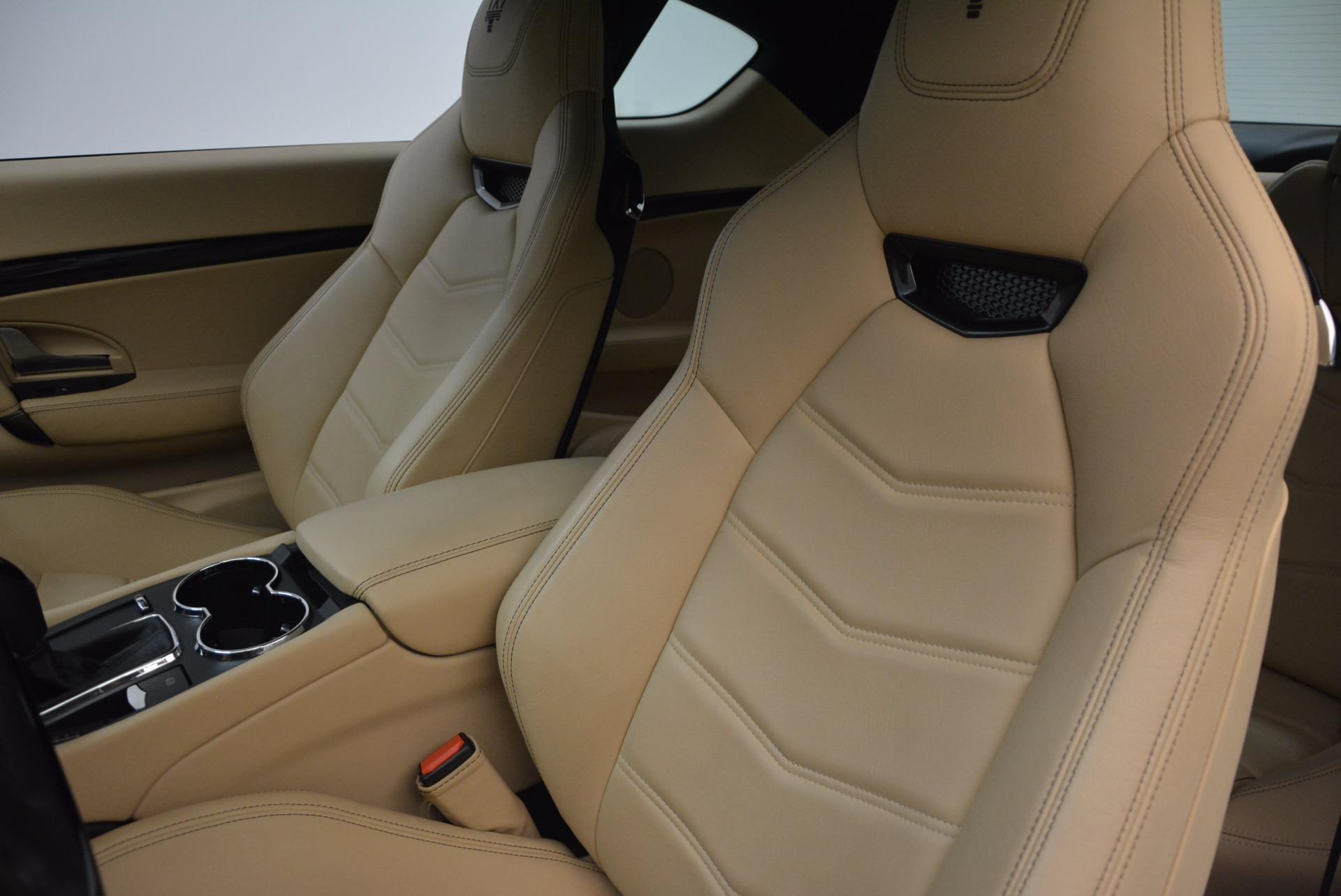 Used 2015 Maserati GranTurismo Sport Coupe For Sale In Greenwich, CT 1557_p15