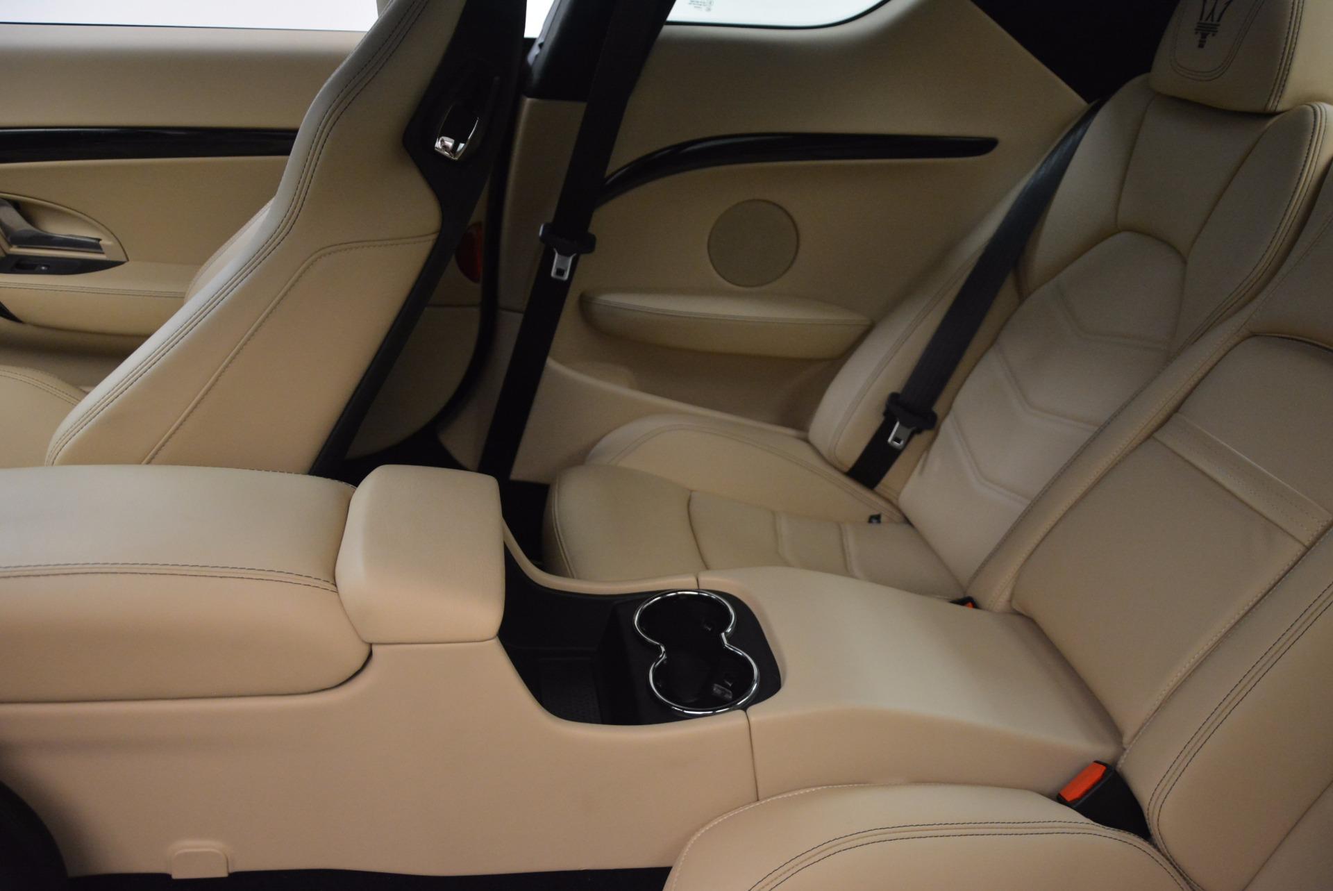 Used 2015 Maserati GranTurismo Sport Coupe For Sale In Greenwich, CT 1557_p17