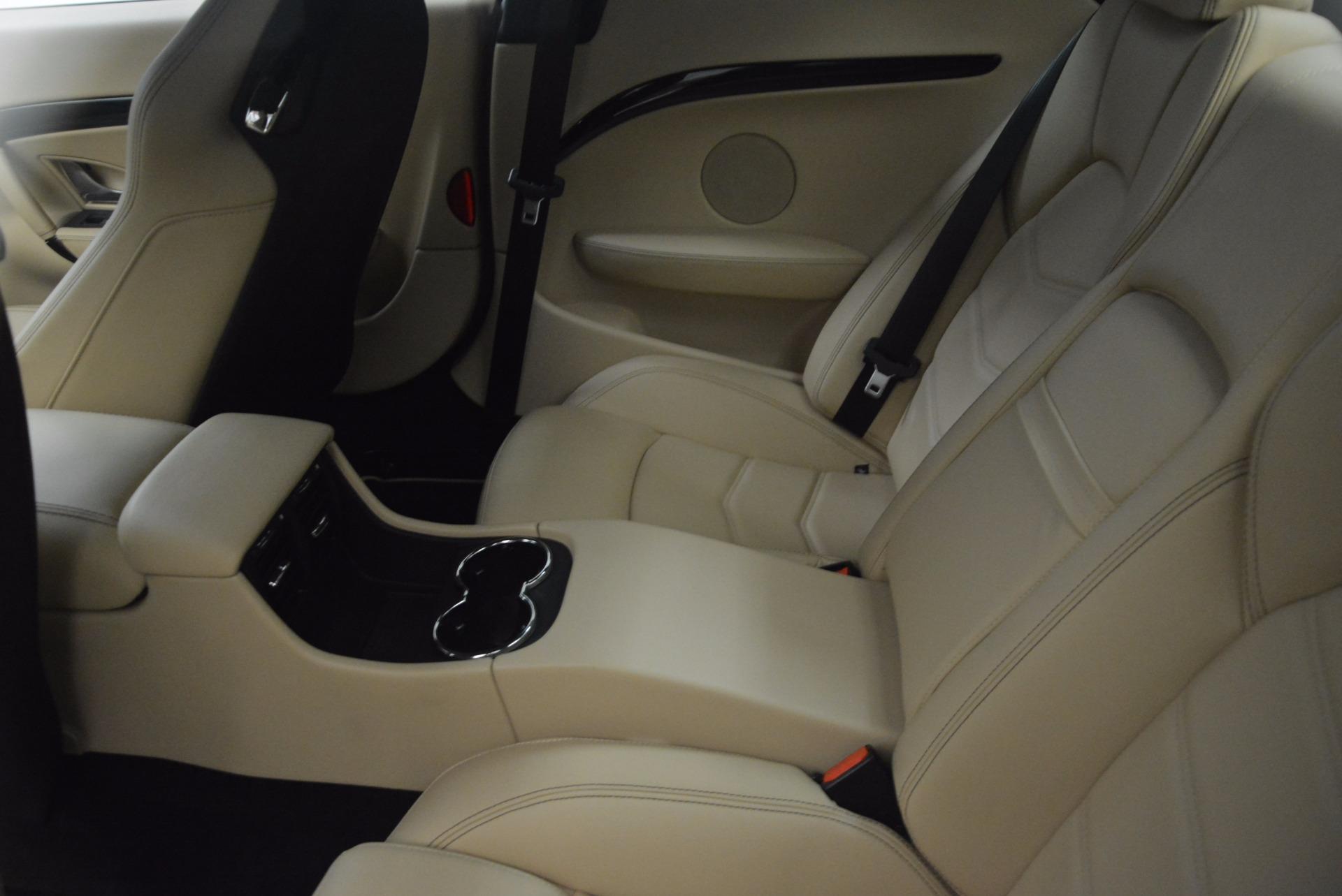 Used 2015 Maserati GranTurismo Sport Coupe For Sale In Greenwich, CT 1557_p19