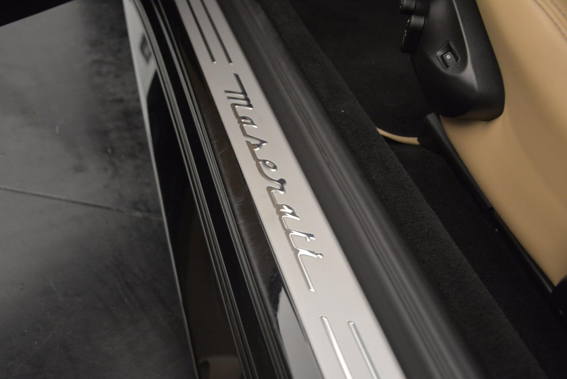 Used 2015 Maserati GranTurismo Sport Coupe For Sale In Greenwich, CT 1557_p21