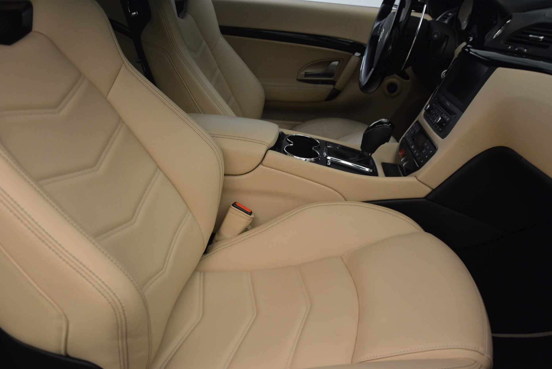 Used 2015 Maserati GranTurismo Sport Coupe For Sale In Greenwich, CT 1557_p23