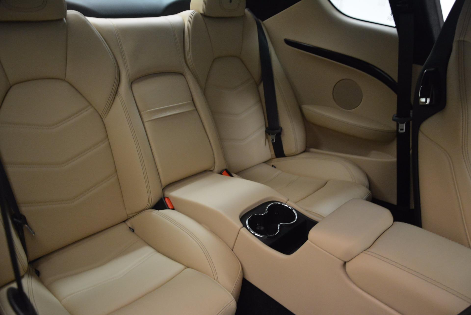 Used 2015 Maserati GranTurismo Sport Coupe For Sale In Greenwich, CT 1557_p25
