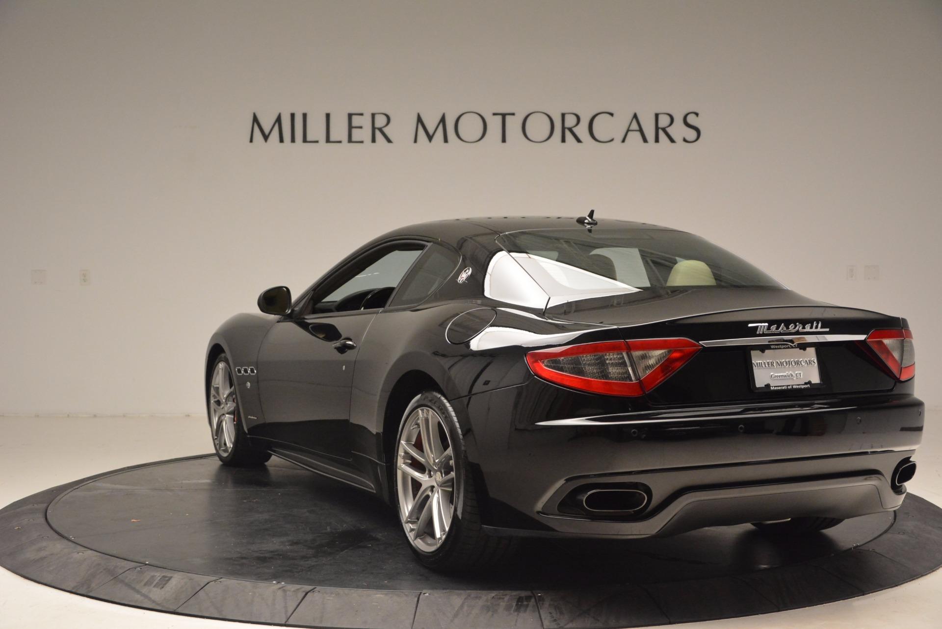 Used 2015 Maserati GranTurismo Sport Coupe For Sale In Greenwich, CT 1557_p5