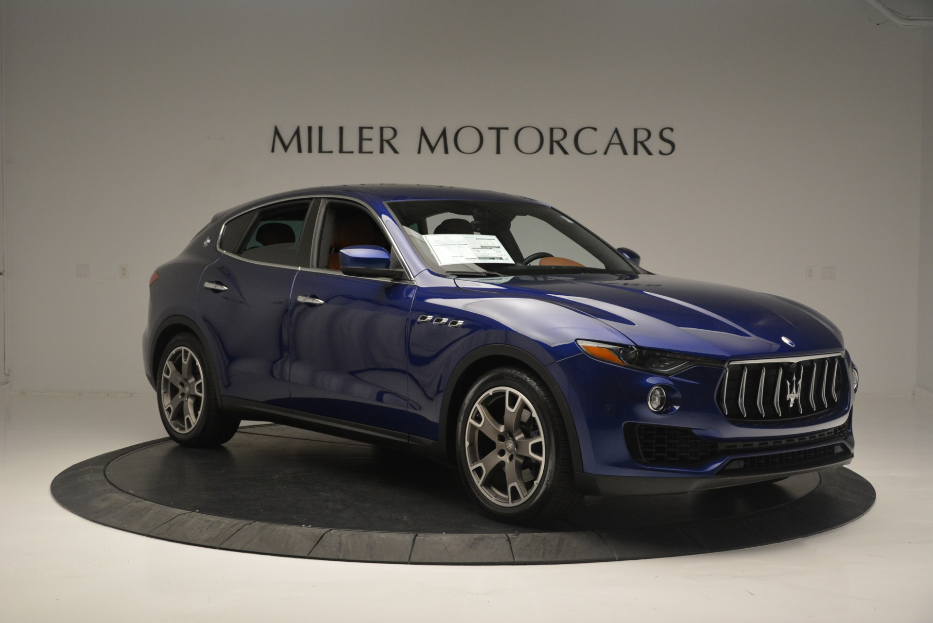 New 2018 Maserati Levante Q4 For Sale In Greenwich, CT 1558_p13