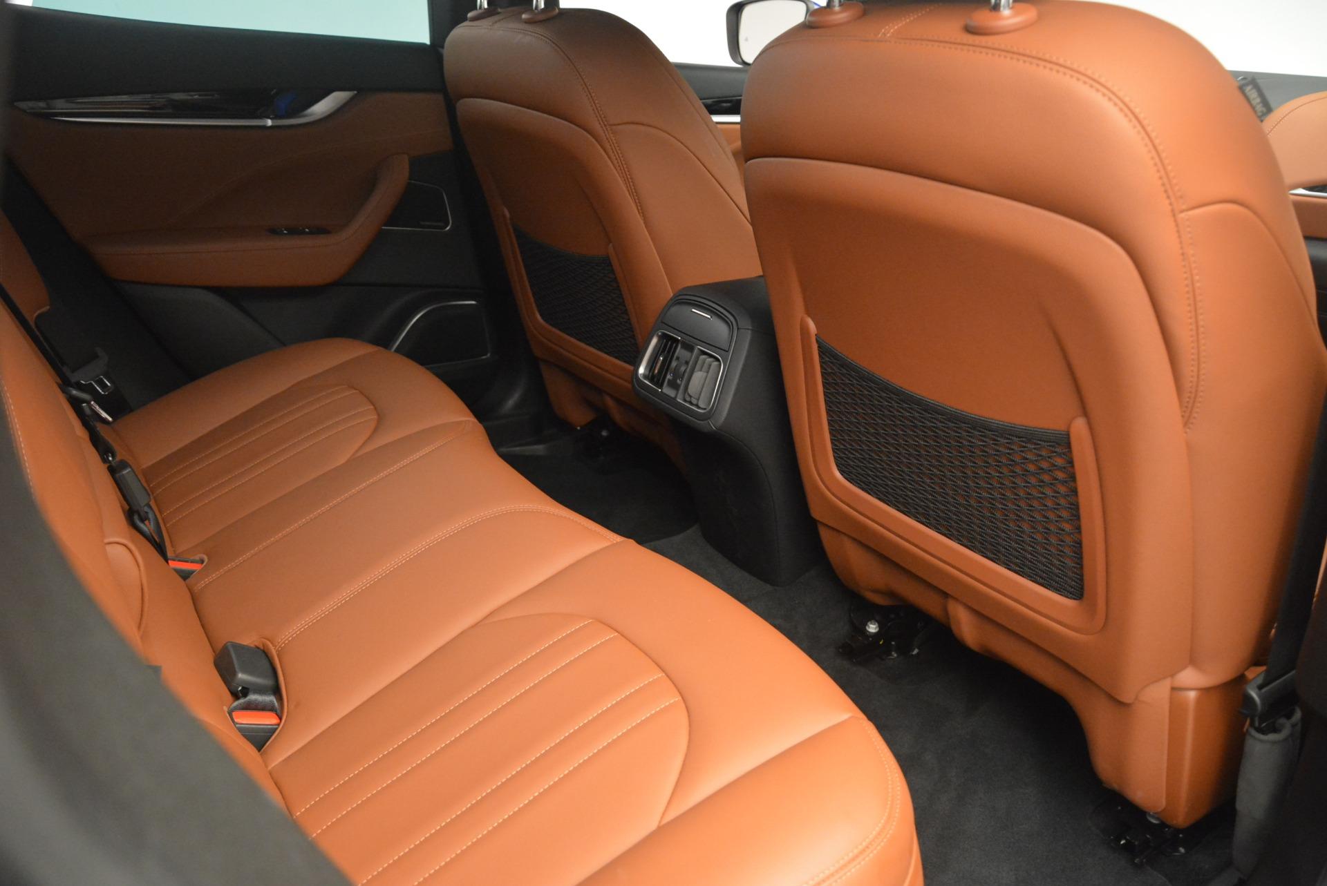New 2018 Maserati Levante Q4 For Sale In Greenwich, CT 1558_p29
