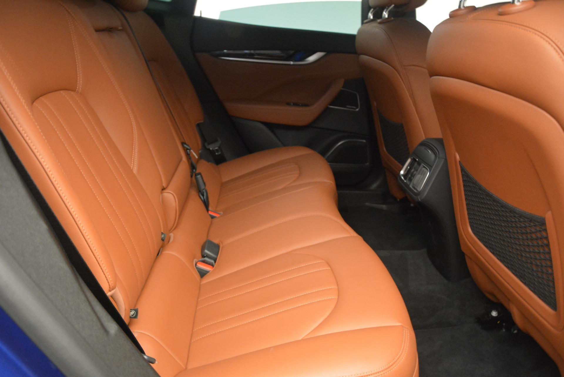 New 2018 Maserati Levante Q4 For Sale In Greenwich, CT 1558_p30