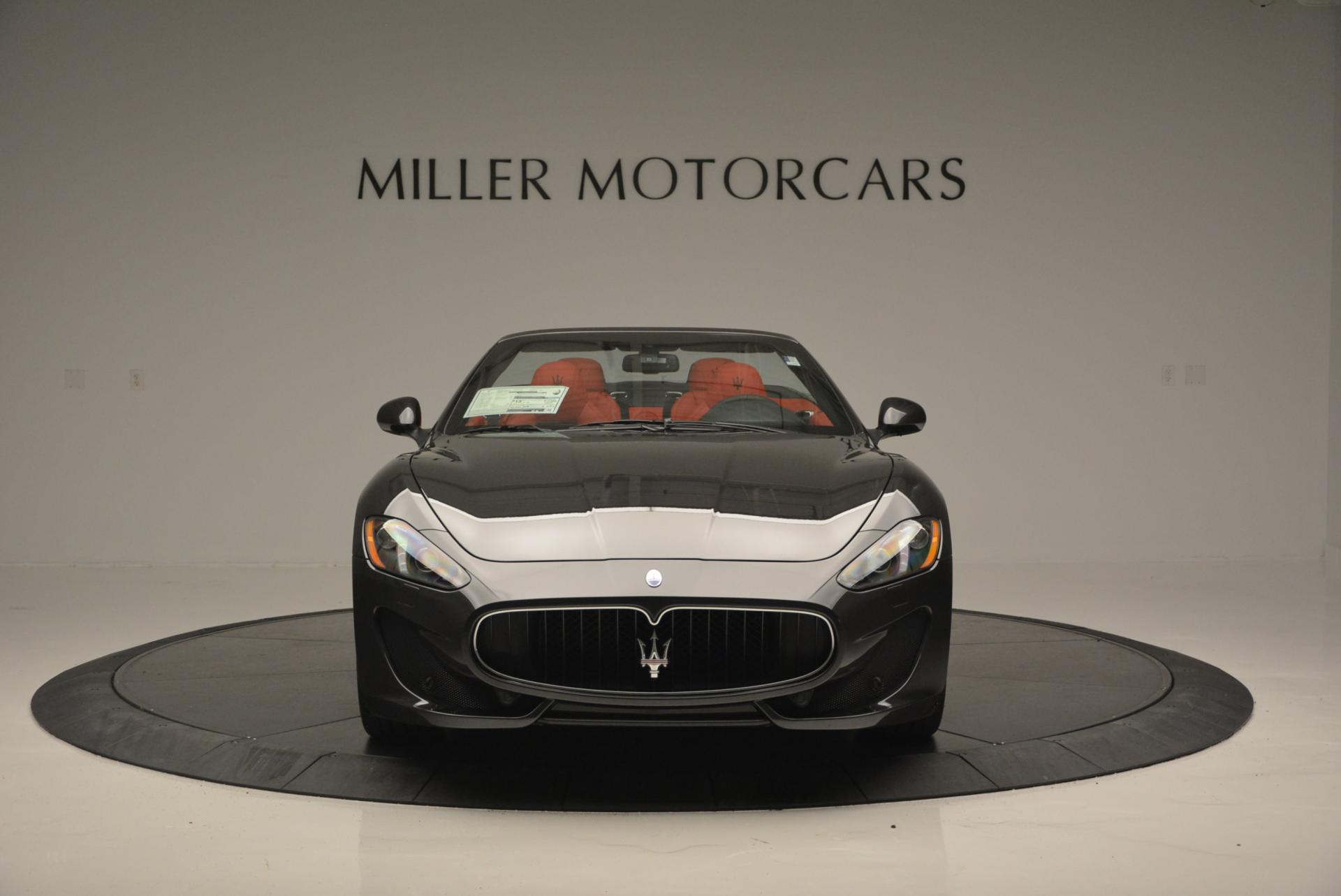 New 2017 Maserati GranTurismo Convertible Sport For Sale In Greenwich, CT 156_p16