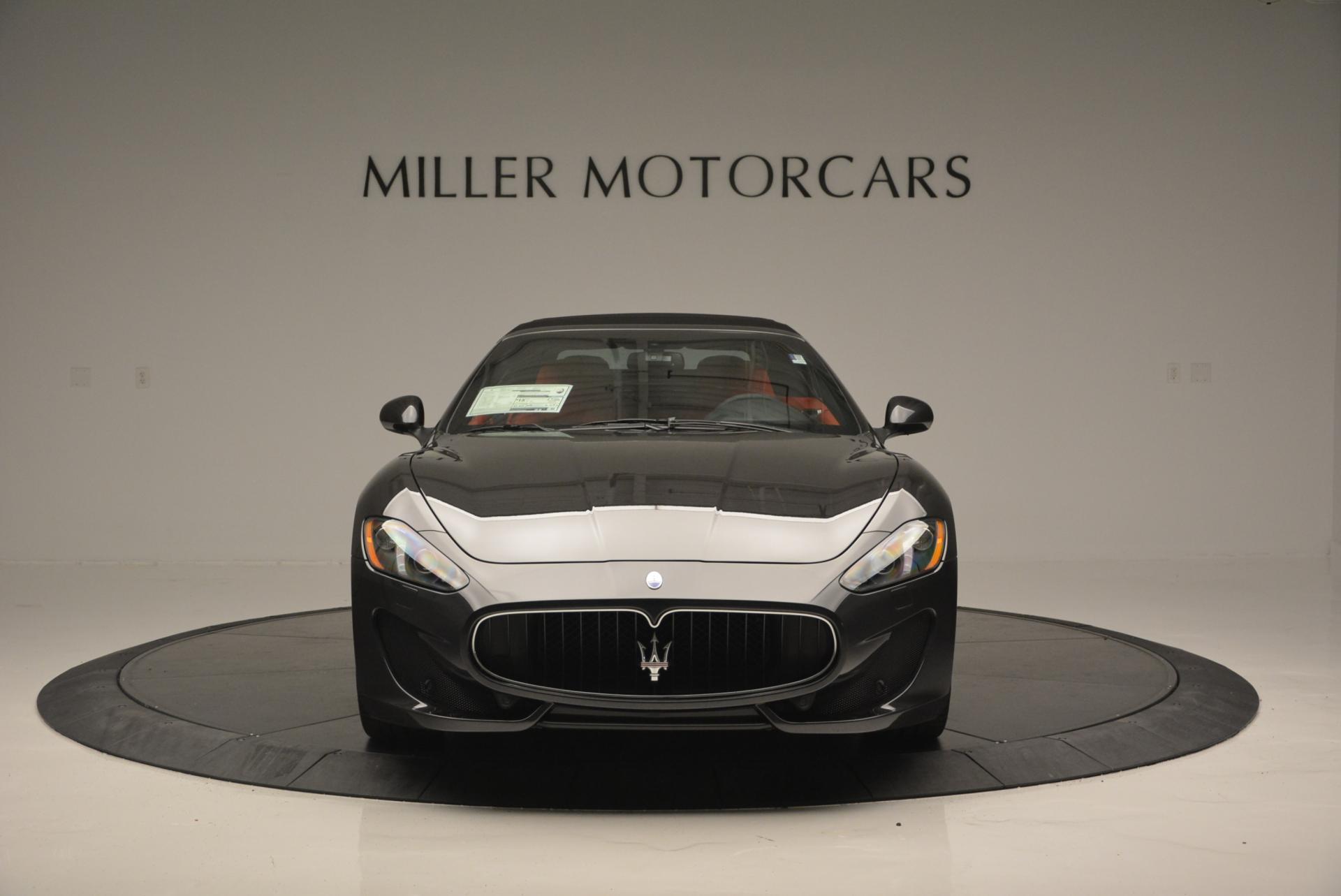 New 2017 Maserati GranTurismo Convertible Sport For Sale In Greenwich, CT 156_p27