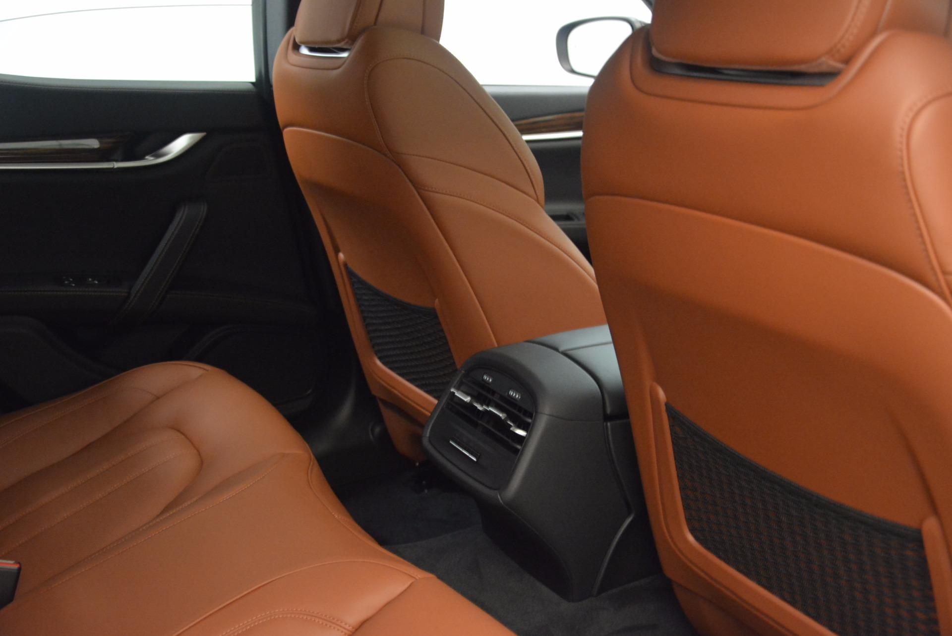 New 2018 Maserati Ghibli S Q4 Gransport For Sale In Greenwich, CT 1562_p23