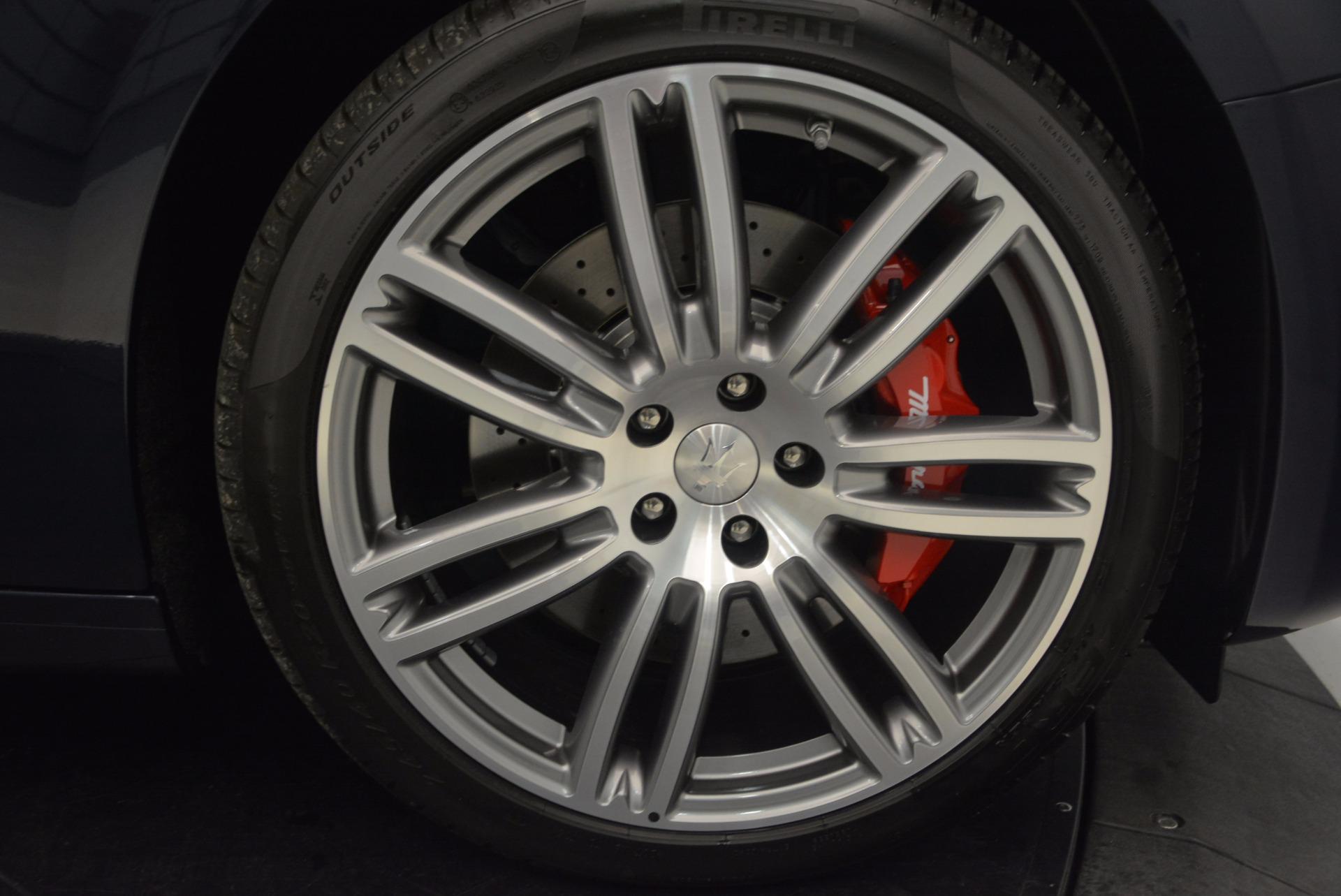 New 2018 Maserati Ghibli S Q4 Gransport For Sale In Greenwich, CT 1562_p26