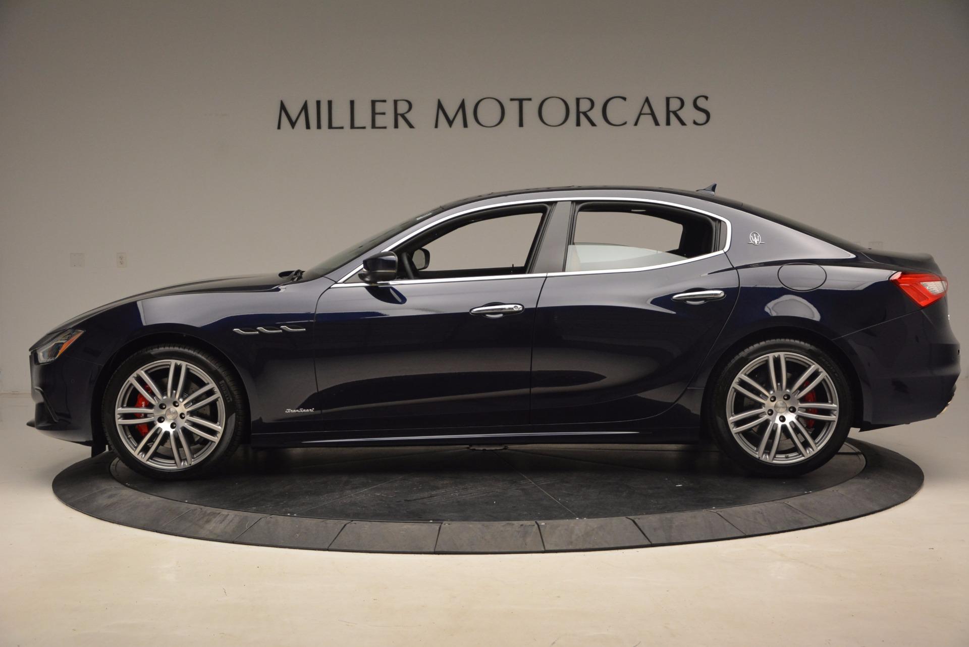 New 2018 Maserati Ghibli S Q4 Gransport For Sale In Greenwich, CT 1562_p3
