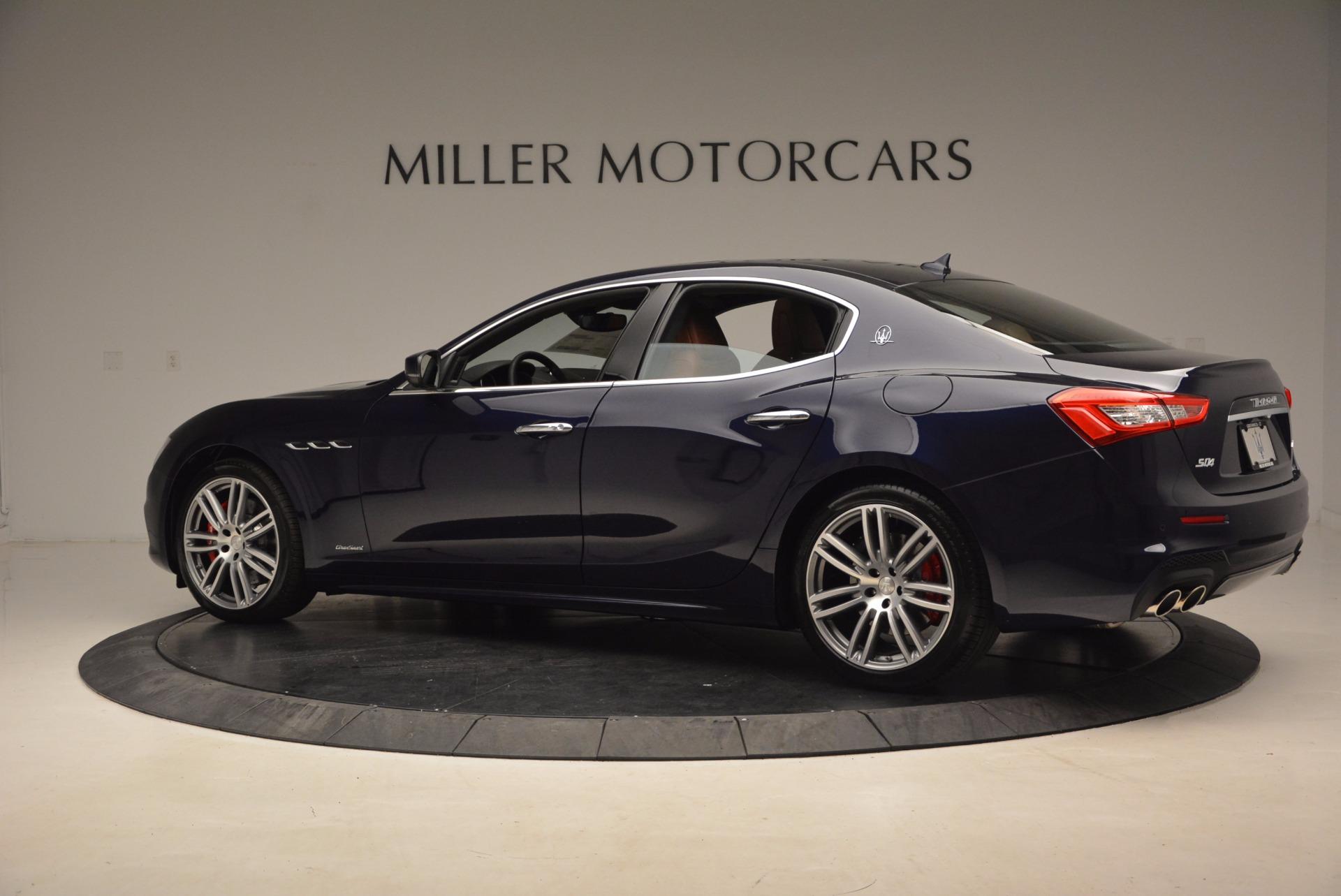 New 2018 Maserati Ghibli S Q4 Gransport For Sale In Greenwich, CT 1562_p4