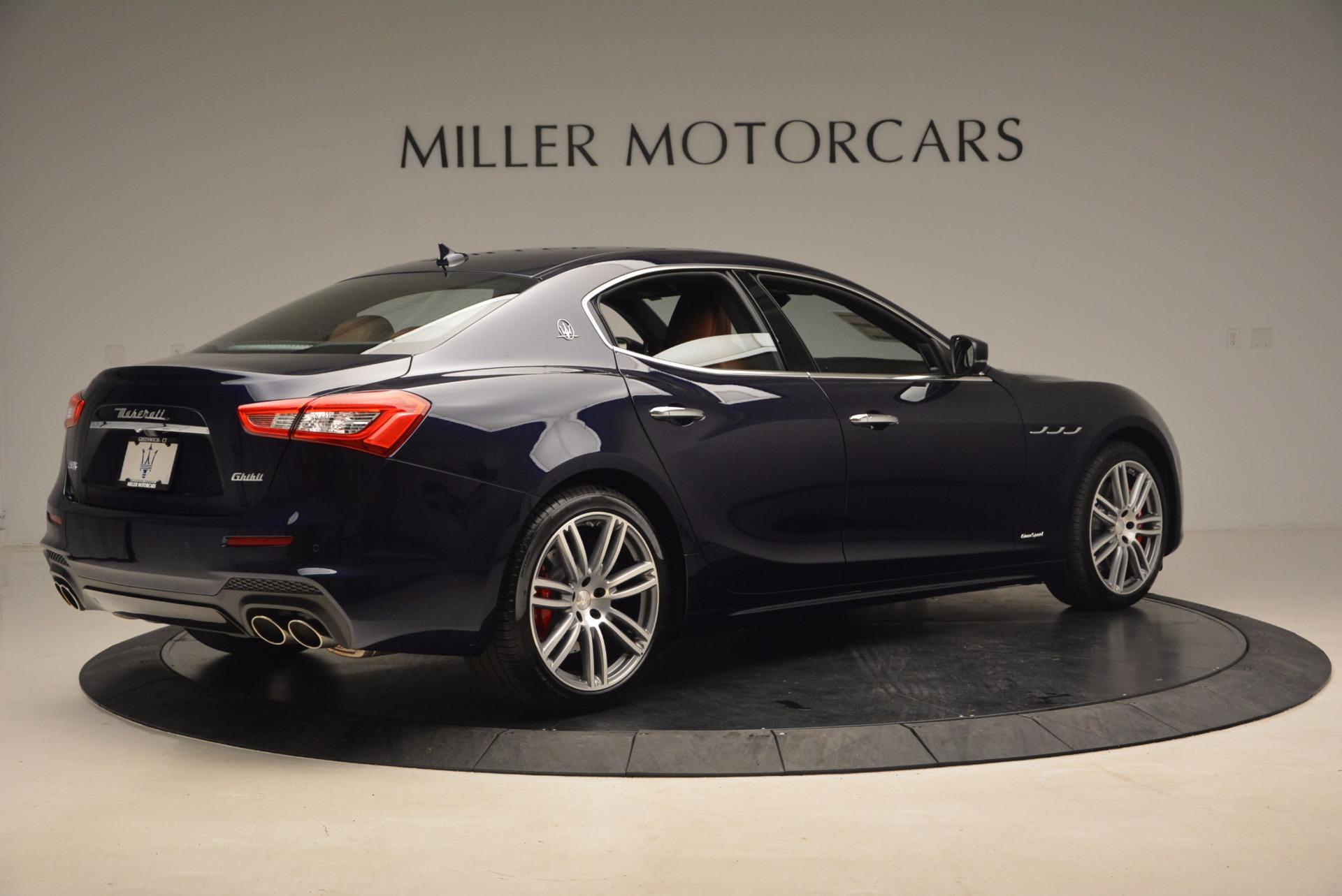 New 2018 Maserati Ghibli S Q4 Gransport For Sale In Greenwich, CT 1562_p8