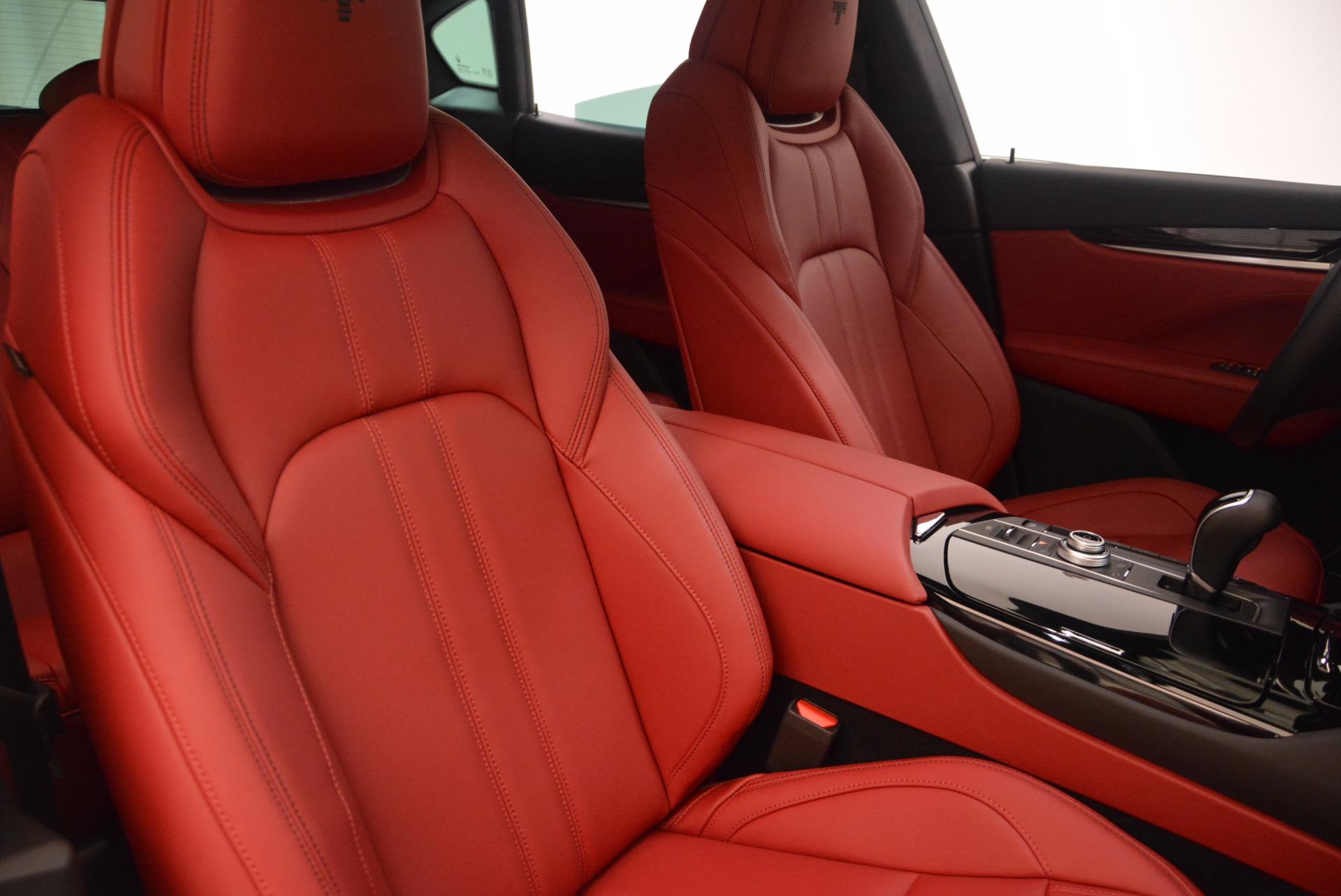 New 2018 Maserati Levante Q4 GranSport For Sale In Greenwich, CT 1563_p21