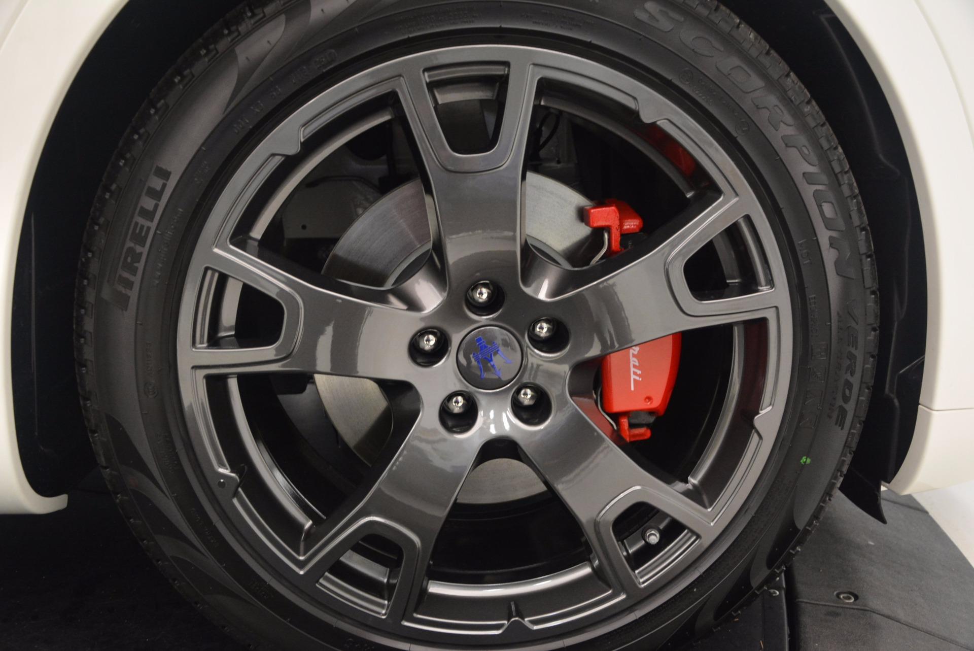 New 2018 Maserati Levante Q4 GranSport For Sale In Greenwich, CT 1563_p25