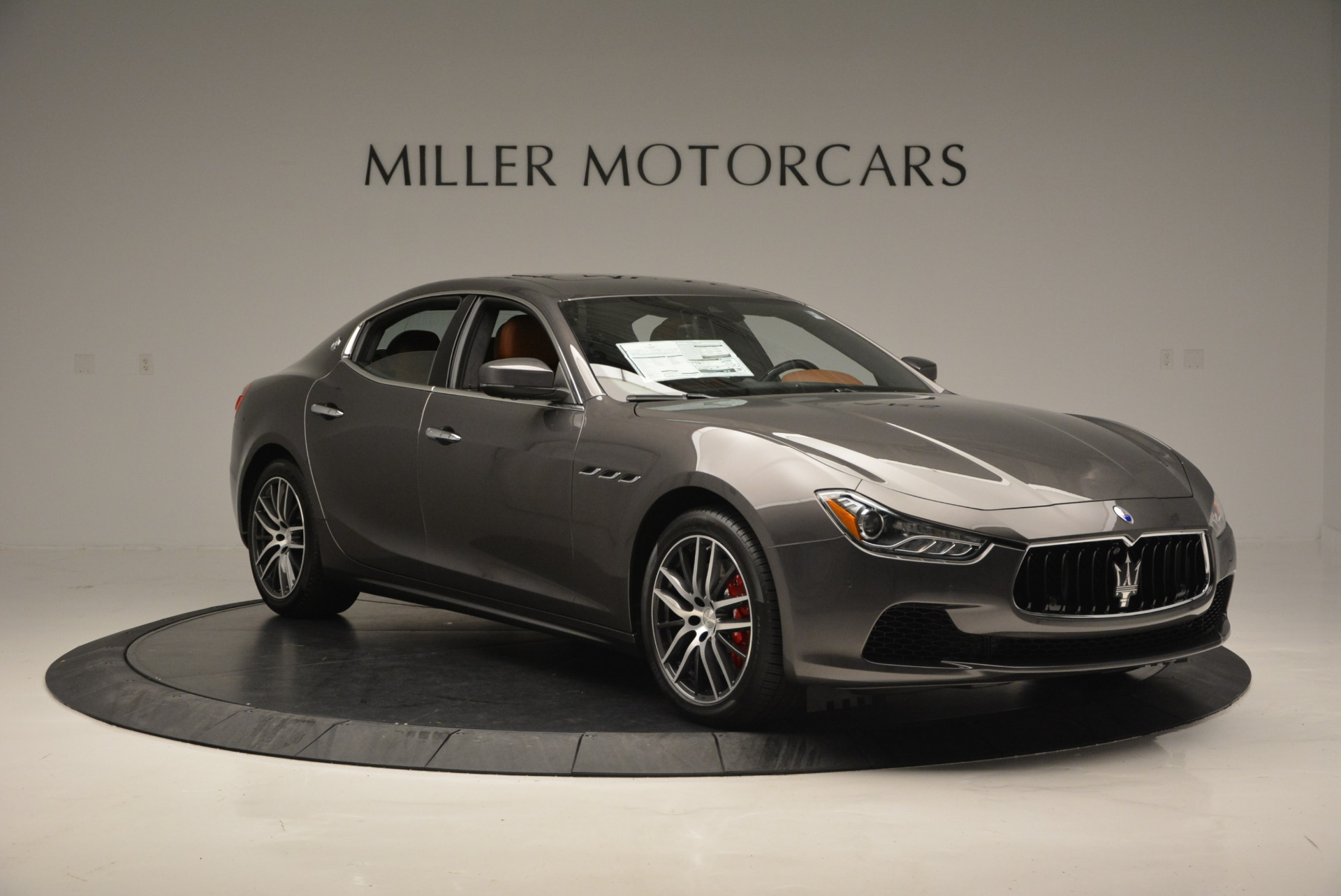 Used 2018 Maserati Ghibli S Q4 For Sale In Greenwich, CT 1566_p11